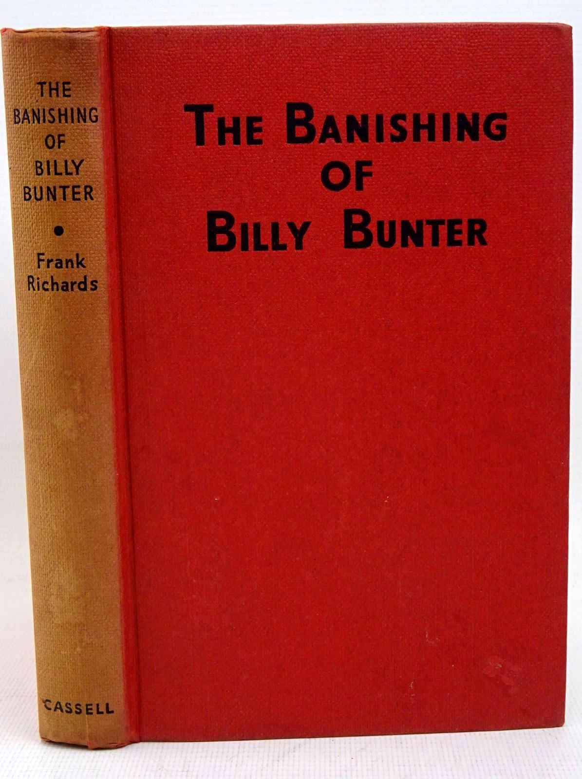 Photo of THE BANISHING OF BILLY BUNTER- Stock Number: 1317686