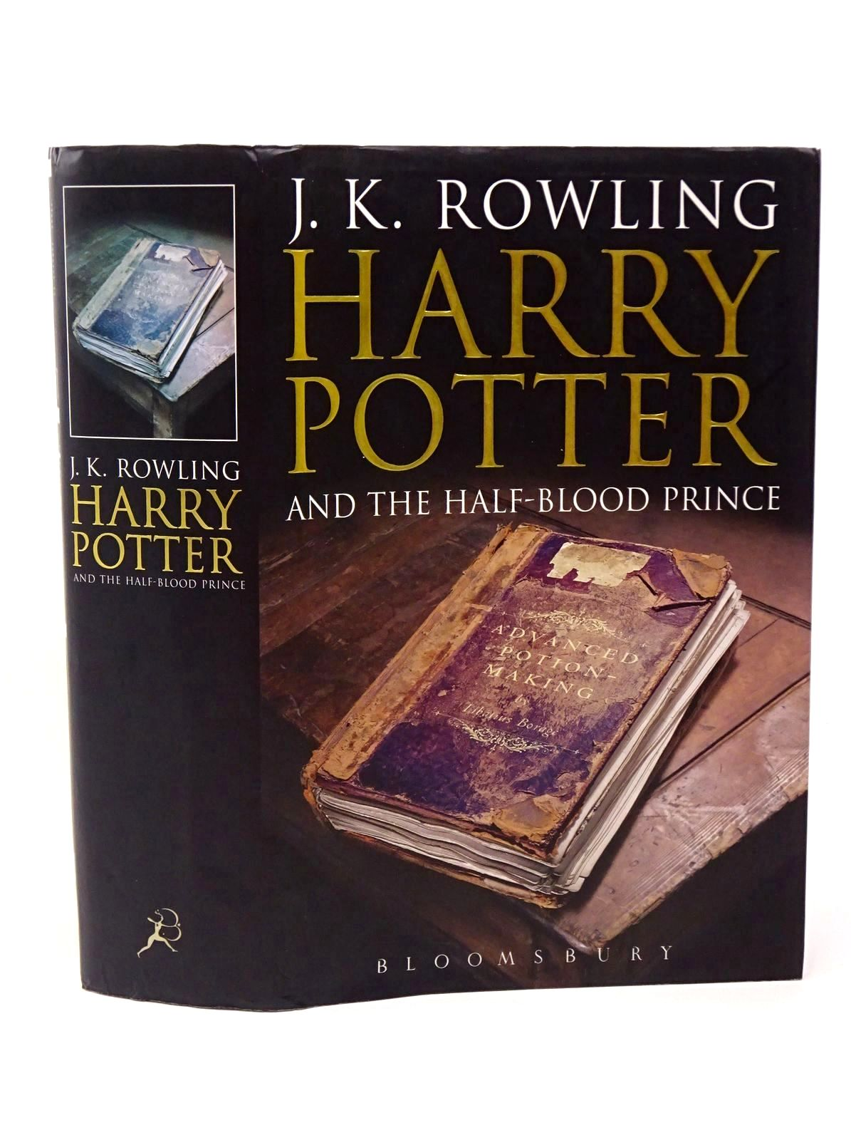 Photo of HARRY POTTER AND THE HALF-BLOOD PRINCE written by Rowling, J.K. published by Bloomsbury (STOCK CODE: 1317692)  for sale by Stella & Rose's Books