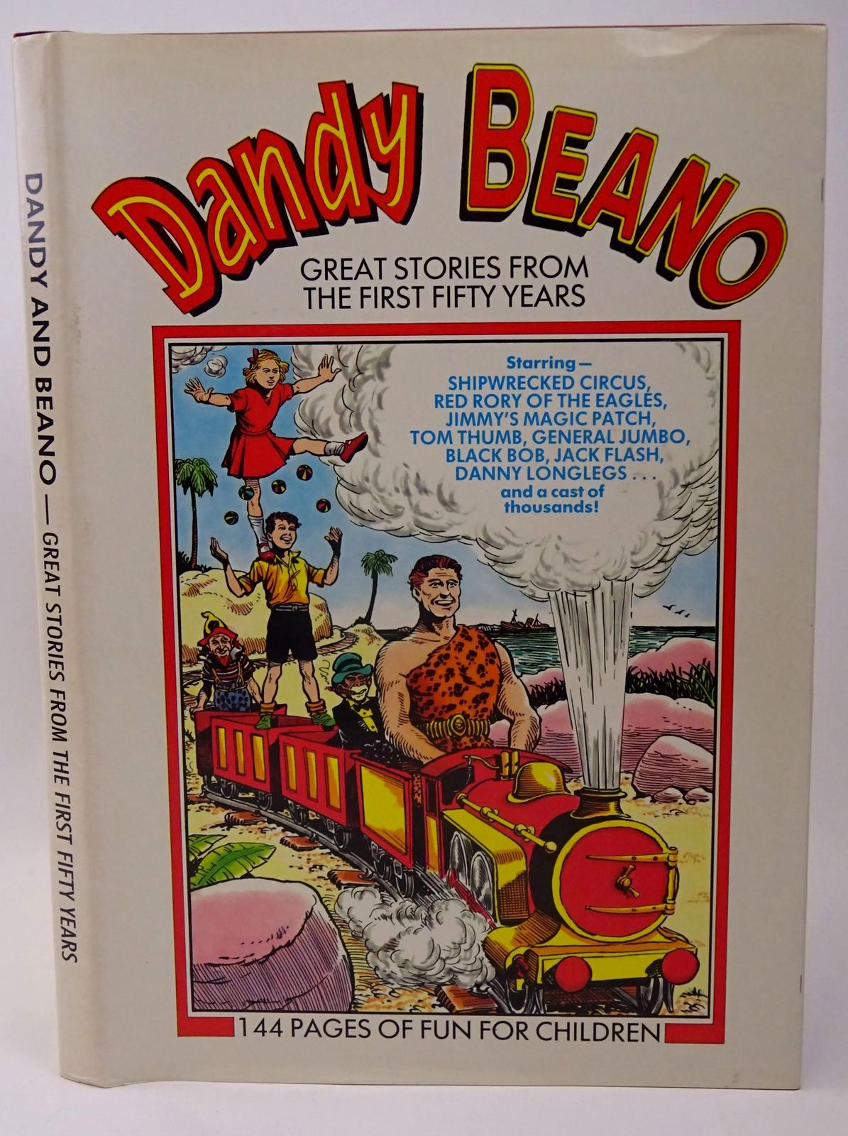 Photo of DANDY AND BEANO - GREAT STORIES FROM THE FIRST FIFTY YEARS- Stock Number: 1317740