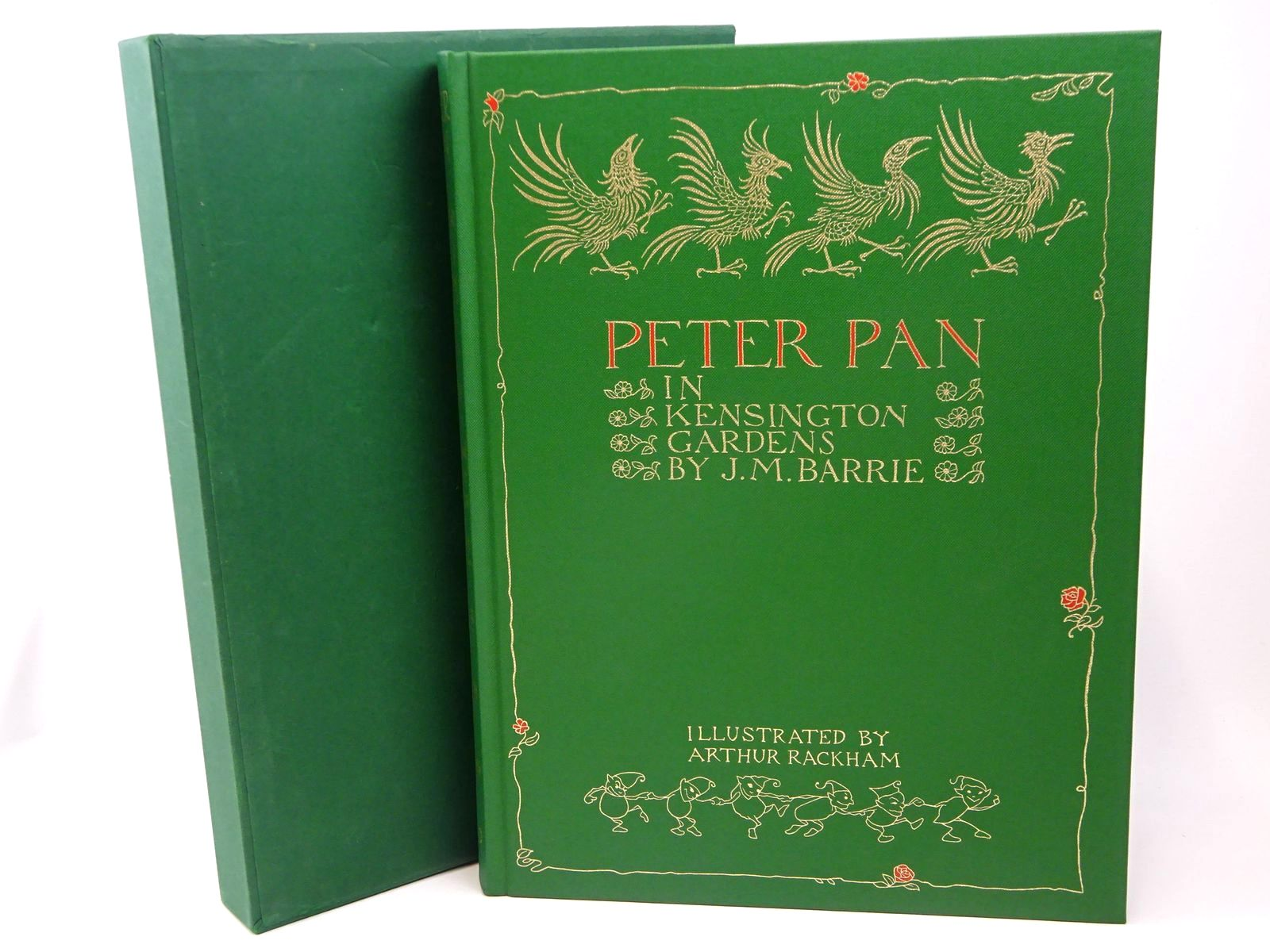 Photo of PETER PAN IN KENSINGTON GARDENS- Stock Number: 1317748