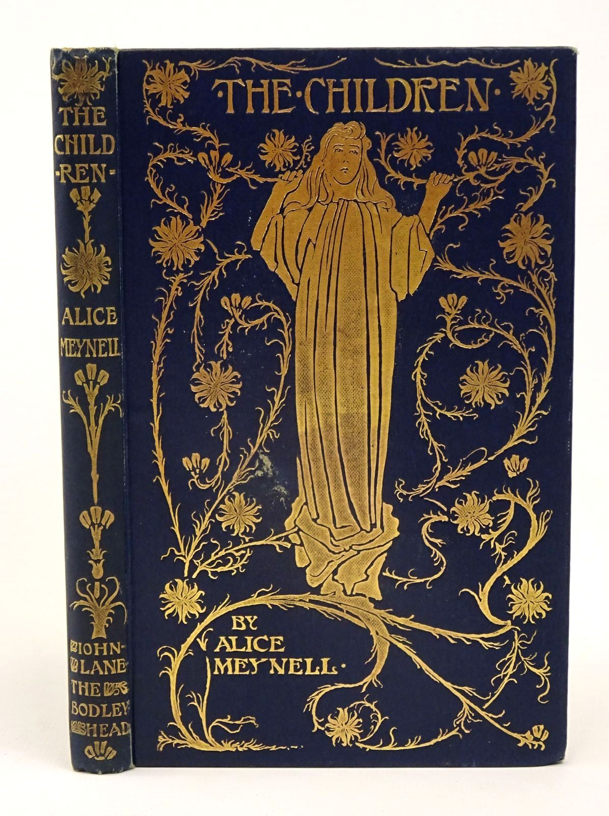 Photo of THE CHILDREN written by Meynell, Alice illustrated by Robinson, Charles published by John Lane The Bodley Head (STOCK CODE: 1317765)  for sale by Stella & Rose's Books