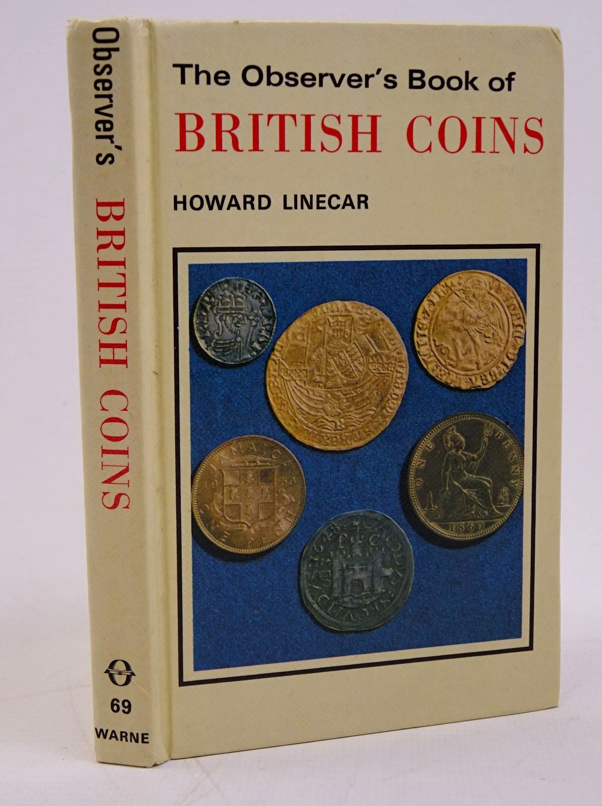 Photo of THE OBSERVER'S BOOK OF BRITISH COINS- Stock Number: 1317775