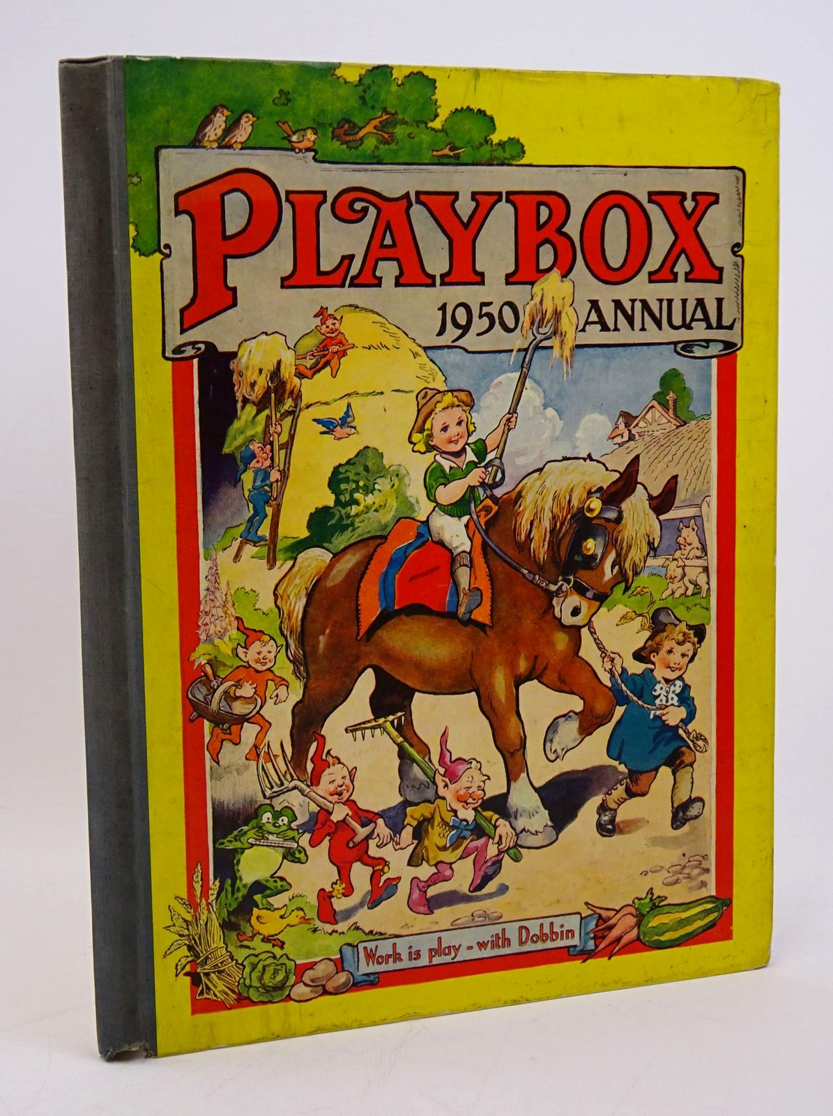Photo of PLAYBOX ANNUAL 1950- Stock Number: 1317794