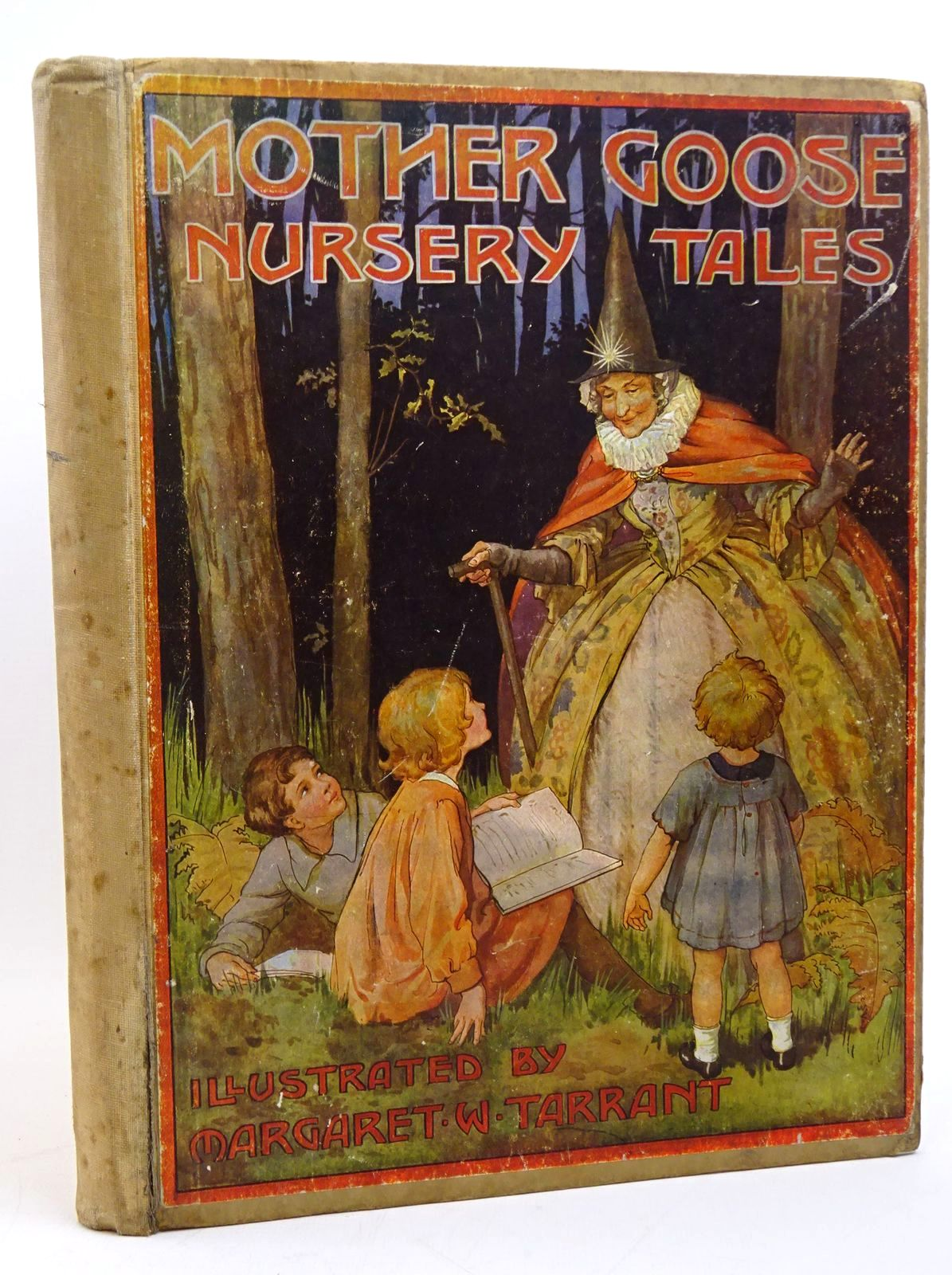 Photo of MOTHER GOOSE NURSERY TALES illustrated by Tarrant, Margaret published by J. Coker & Co. Ltd. (STOCK CODE: 1317796)  for sale by Stella & Rose's Books
