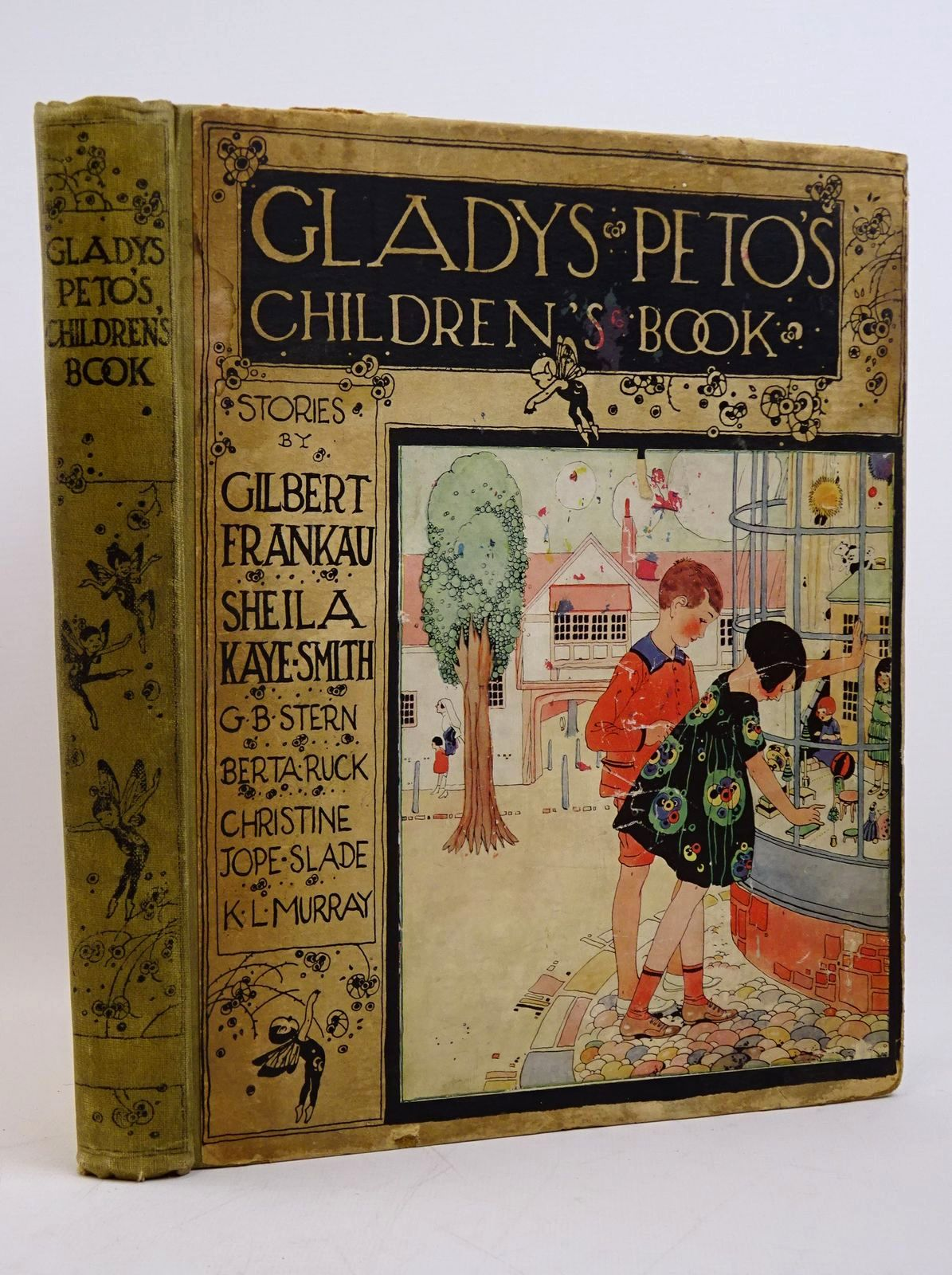 Photo of GLADYS PETO'S CHILDREN'S BOOK- Stock Number: 1317801