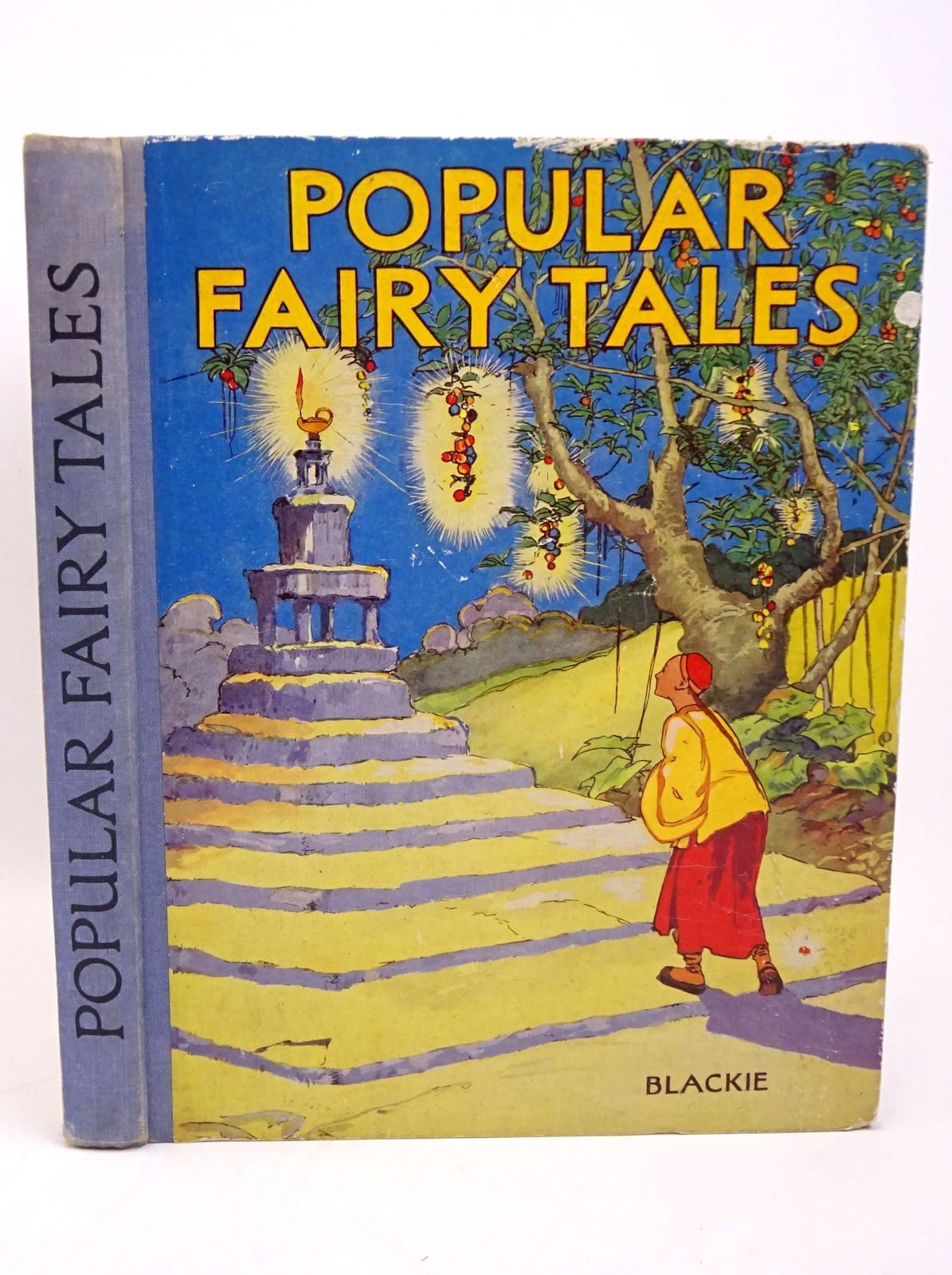 Photo of BLACKIE'S POPULAR FAIRY TALES illustrated by Hassall, John published by Blackie & Son Ltd. (STOCK CODE: 1317819)  for sale by Stella & Rose's Books