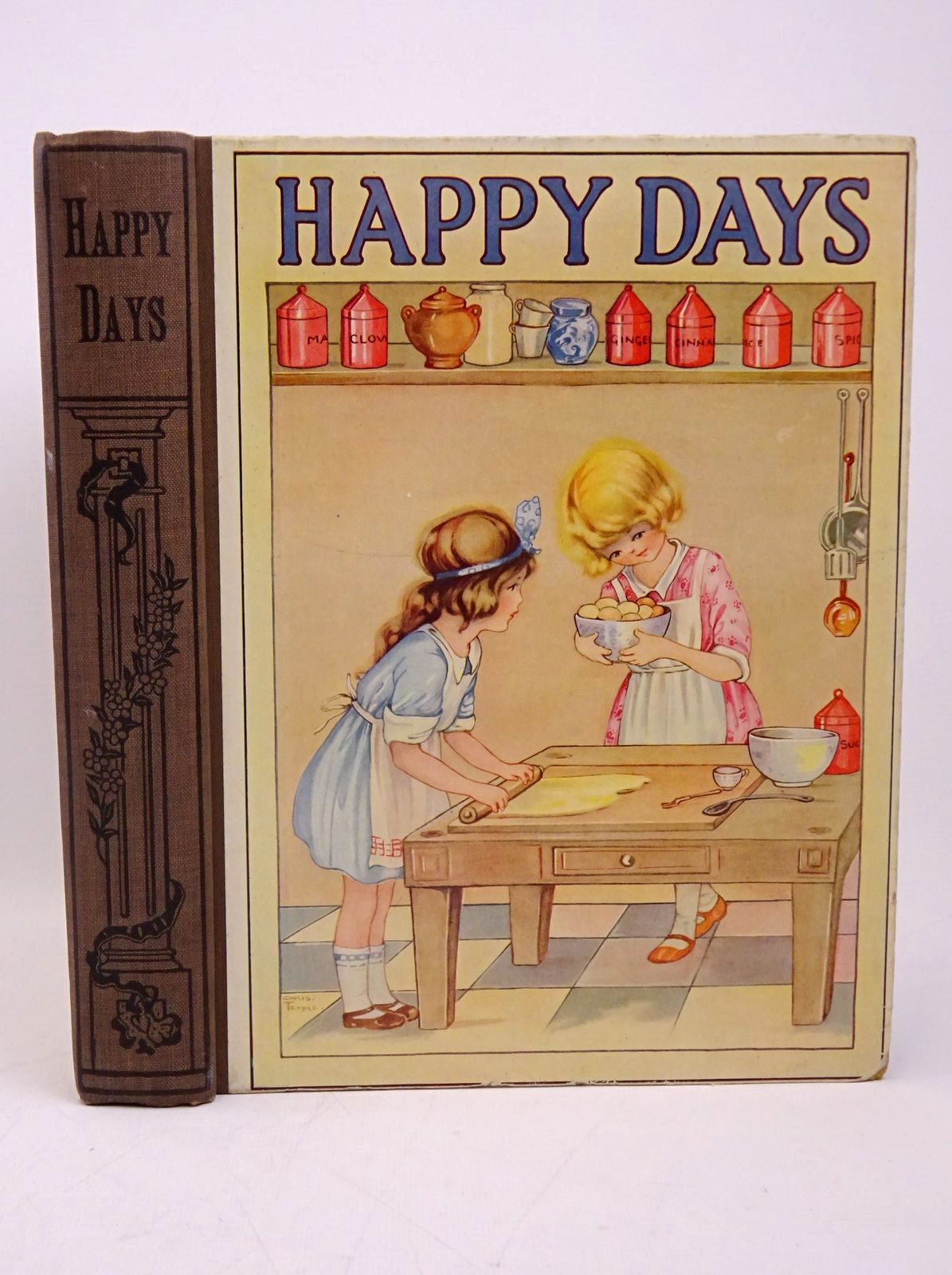 Photo of HAPPY DAYS written by Mackintosh, Mabel illustrated by Harrow, K.<br />et al.,  published by John F. Shaw &amp; Co Ltd. (STOCK CODE: 1317826)  for sale by Stella & Rose's Books