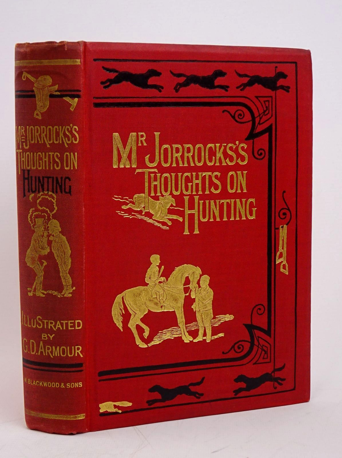 Photo of THOUGHTS ON HUNTING AND OTHER MATTERS- Stock Number: 1317838