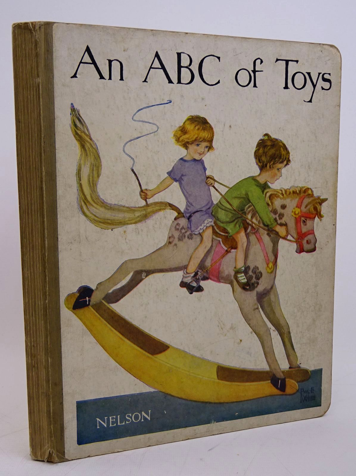 Photo of AN ABC OF TOYS illustrated by Webb, Phyllis E. published by Thomas Nelson and Sons Ltd. (STOCK CODE: 1317855)  for sale by Stella & Rose's Books