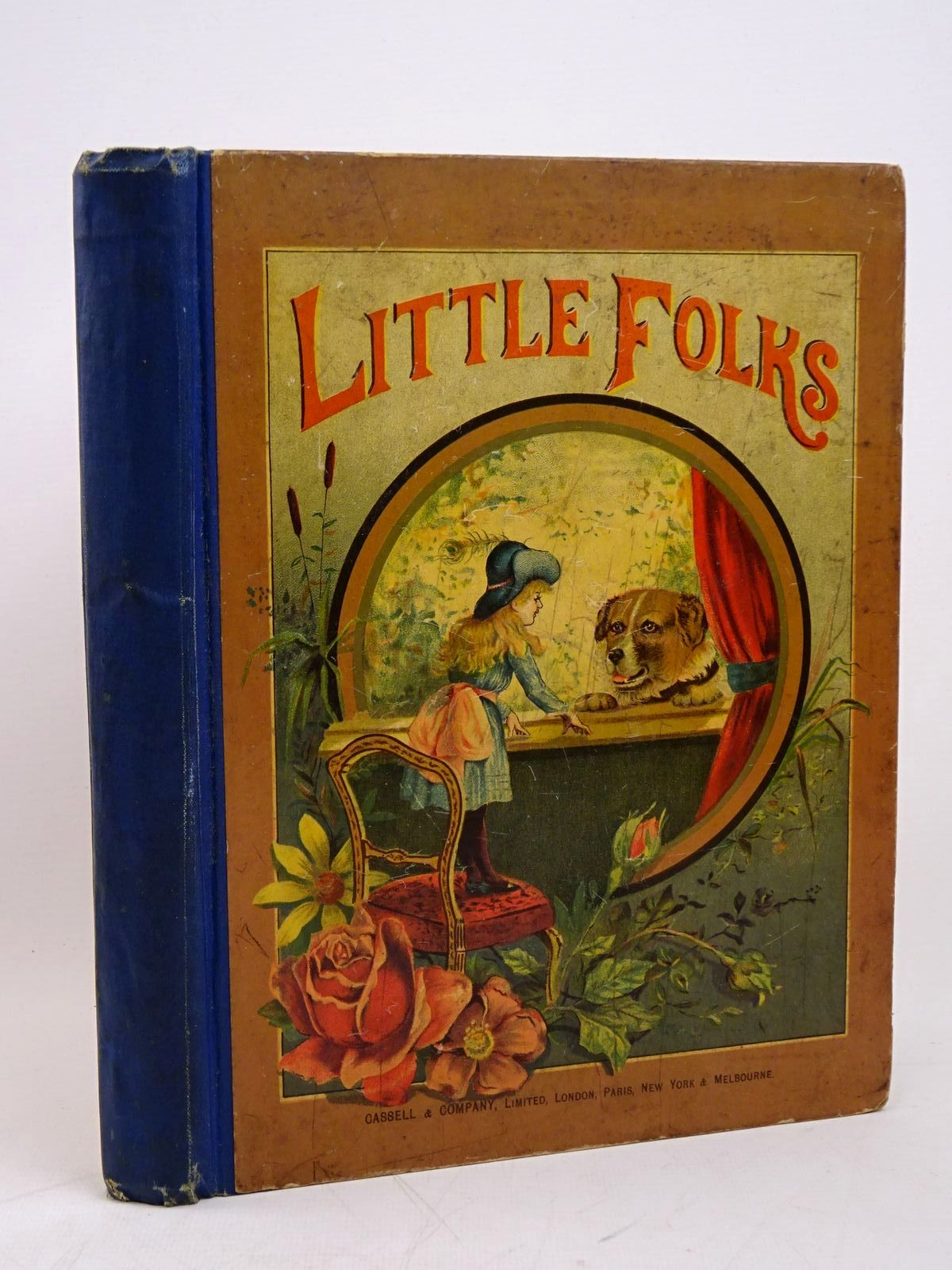 Photo of LITTLE FOLKS VOL 26 written by Molesworth, Mrs. Ellis, Edward S. et al, published by Cassell & Company Ltd (STOCK CODE: 1317860)  for sale by Stella & Rose's Books