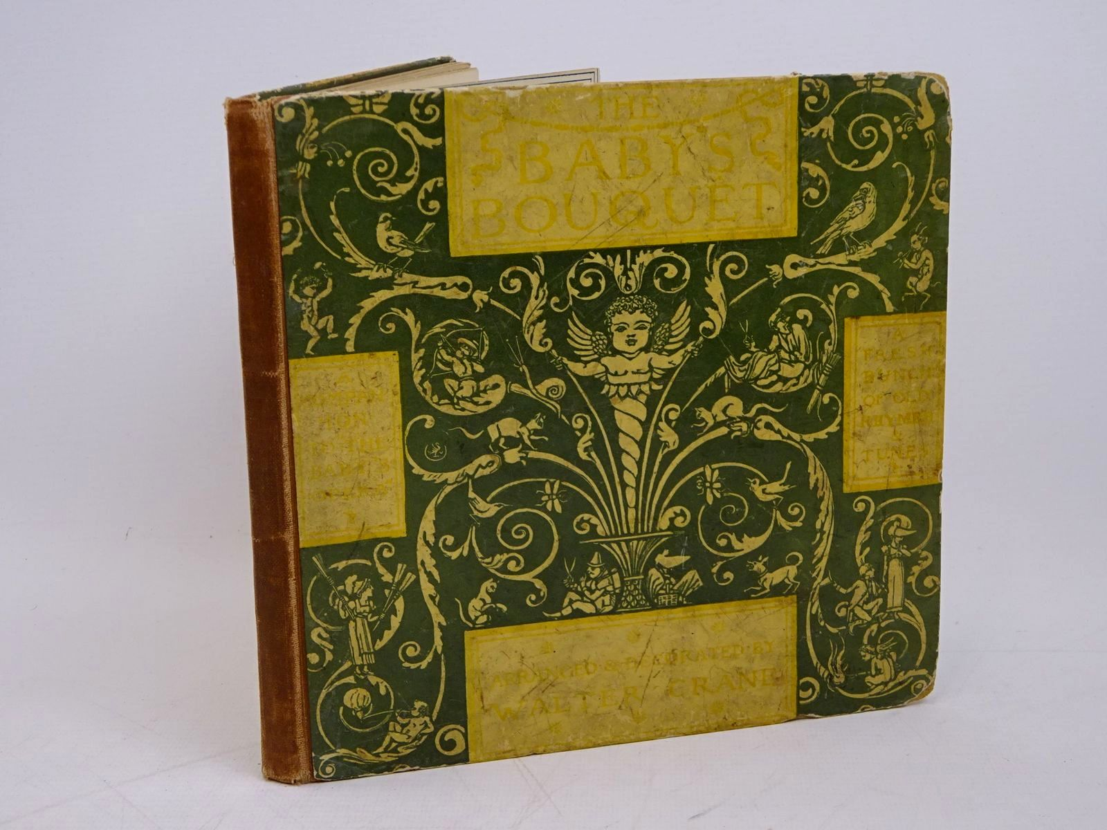 Photo of THE BABY'S BOUQUET illustrated by Crane, Walter published by Frederick Warne & Co. (STOCK CODE: 1317861)  for sale by Stella & Rose's Books
