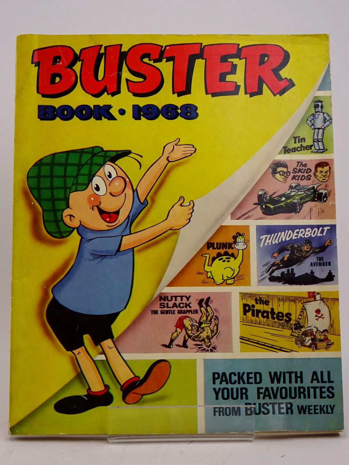 Photo of BUSTER BOOK 1968- Stock Number: 1317864