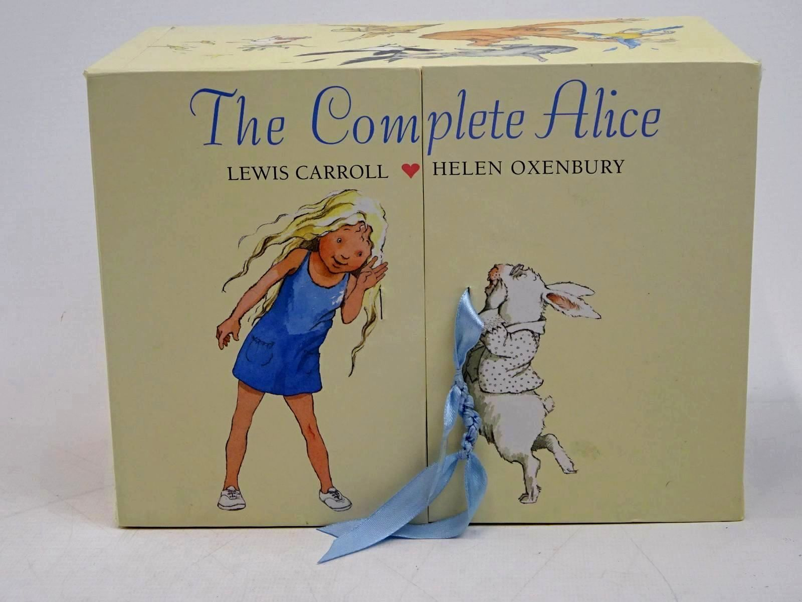 Photo of THE COMPLETE ALICE written by Carroll, Lewis illustrated by Oxenbury, Helen published by Walker Books (STOCK CODE: 1317872)  for sale by Stella & Rose's Books