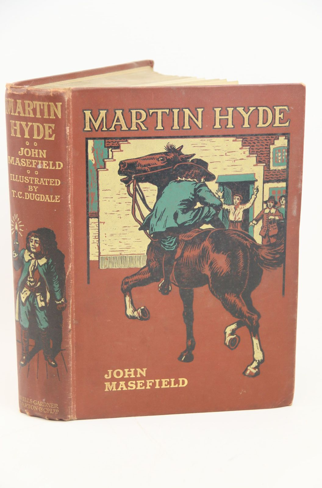 Photo of MARTIN HYDE- Stock Number: 1317878