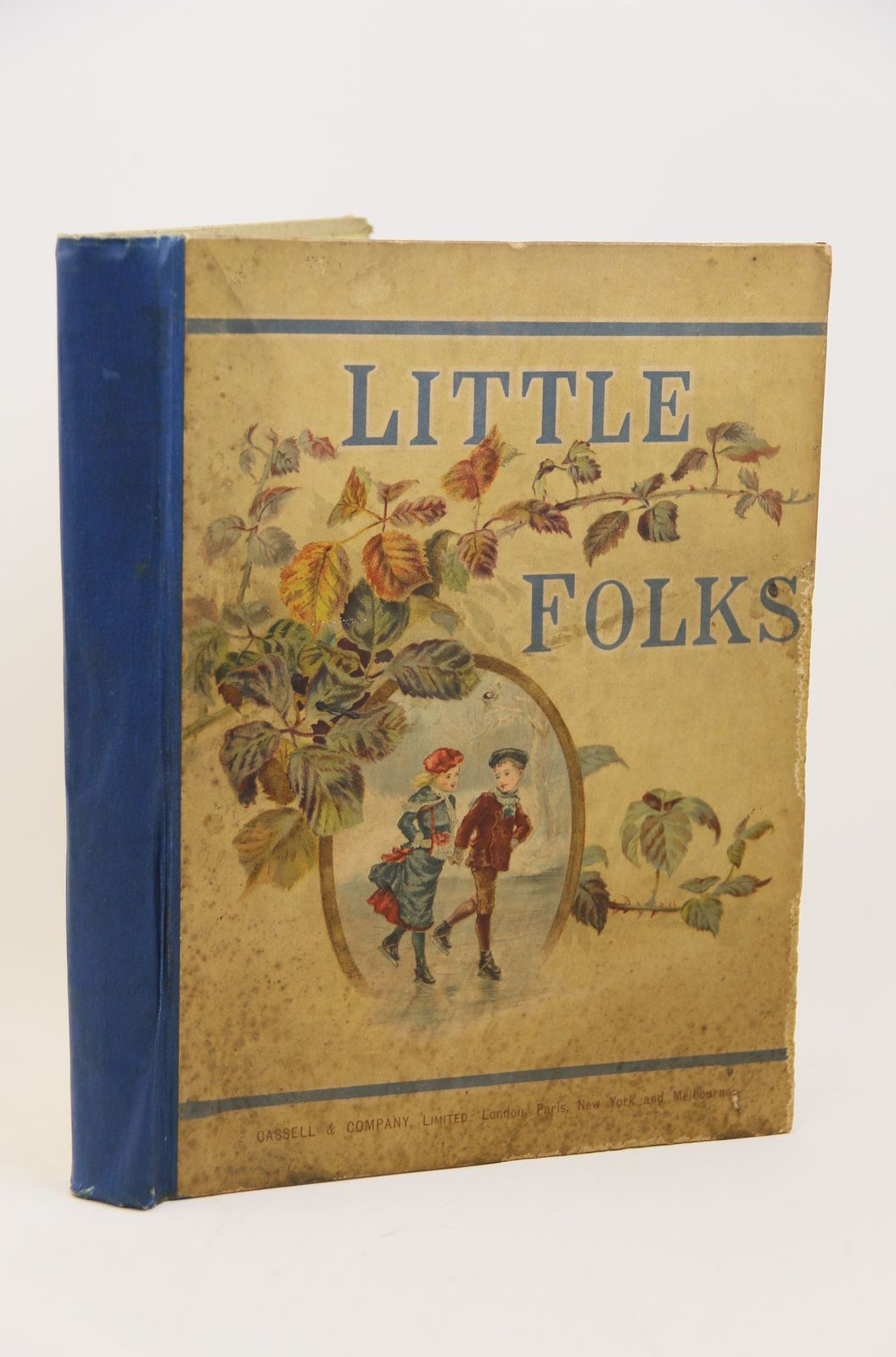 Photo of LITTLE FOLKS 1888 written by Gift, Theo<br />et al, illustrated by Wain, Louis<br />Crane, Walter<br />Copping, Harold<br />et al., published by Cassell &amp; Company Limited (STOCK CODE: 1317887)  for sale by Stella & Rose's Books