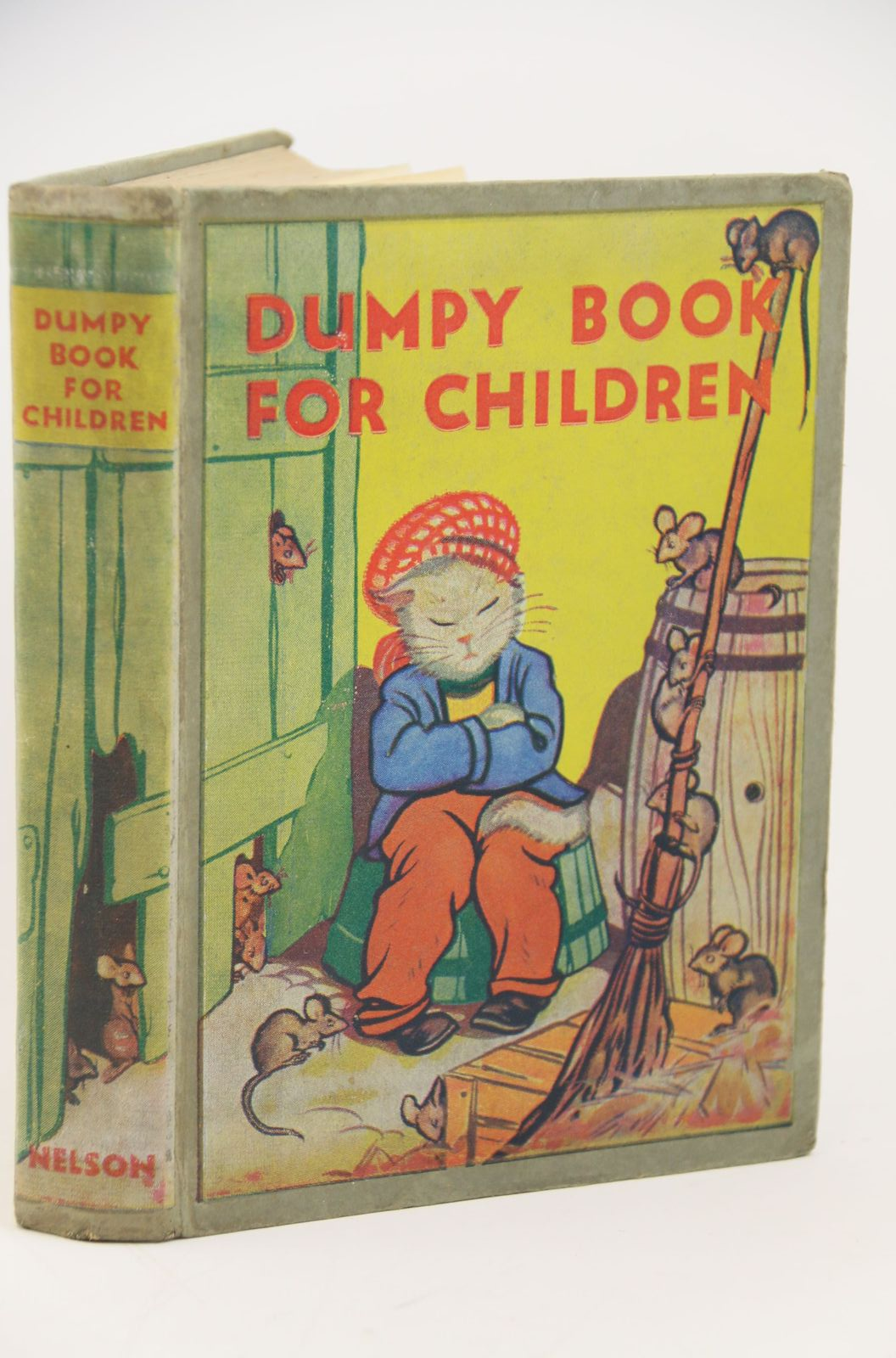 Photo of DUMPY BOOK FOR CHILDREN- Stock Number: 1317888