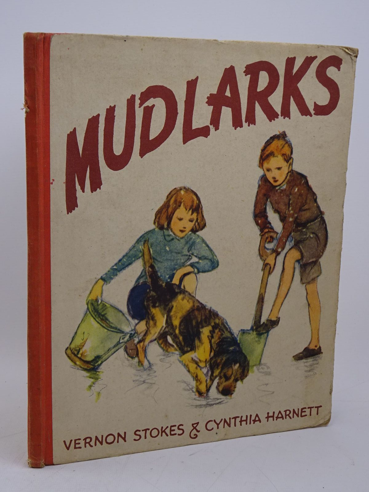 Photo of MUDLARKS written by Stokes, Vernon Harnett, Cynthia illustrated by Stokes, Vernon Harnett, Cynthia published by Collins (STOCK CODE: 1317908)  for sale by Stella & Rose's Books
