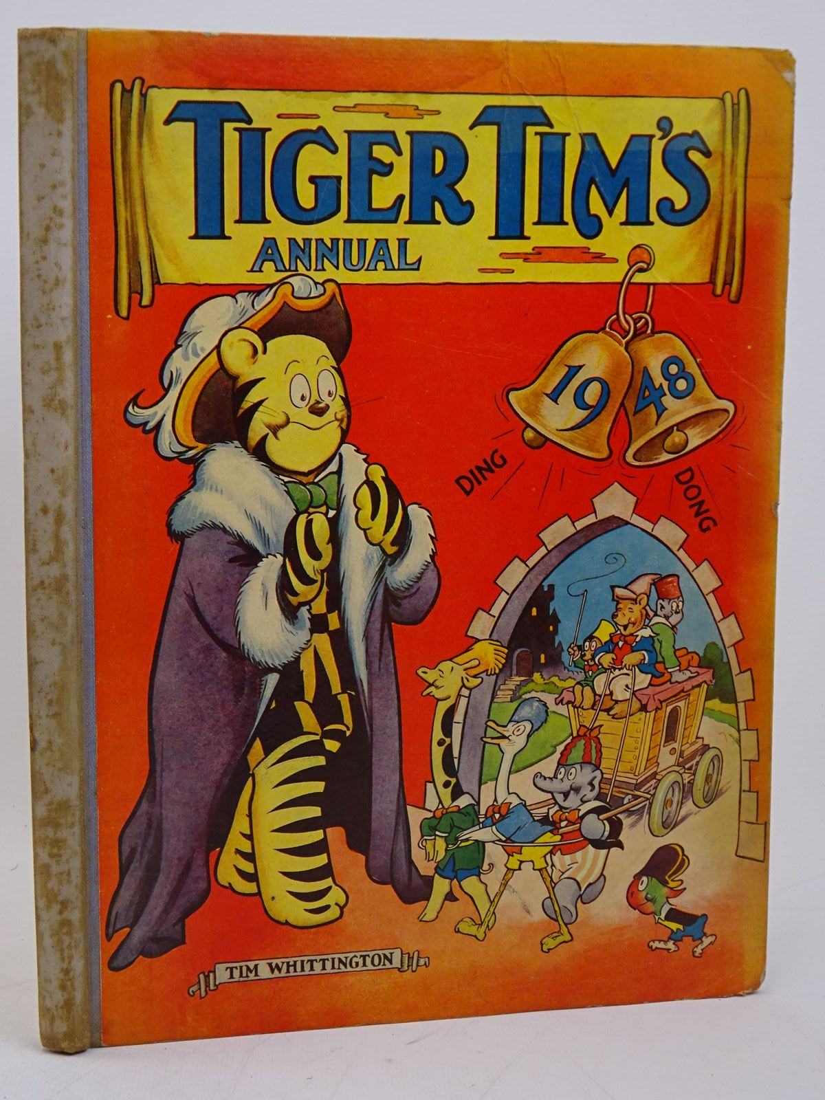 Photo of TIGER TIM'S ANNUAL 1948- Stock Number: 1317911