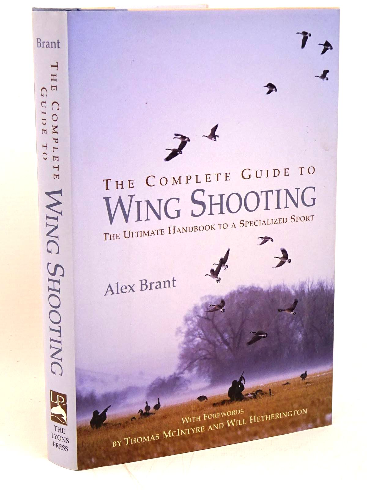 Photo of THE COMPLETE GUIDE TO WING SHOOTING- Stock Number: 1317915