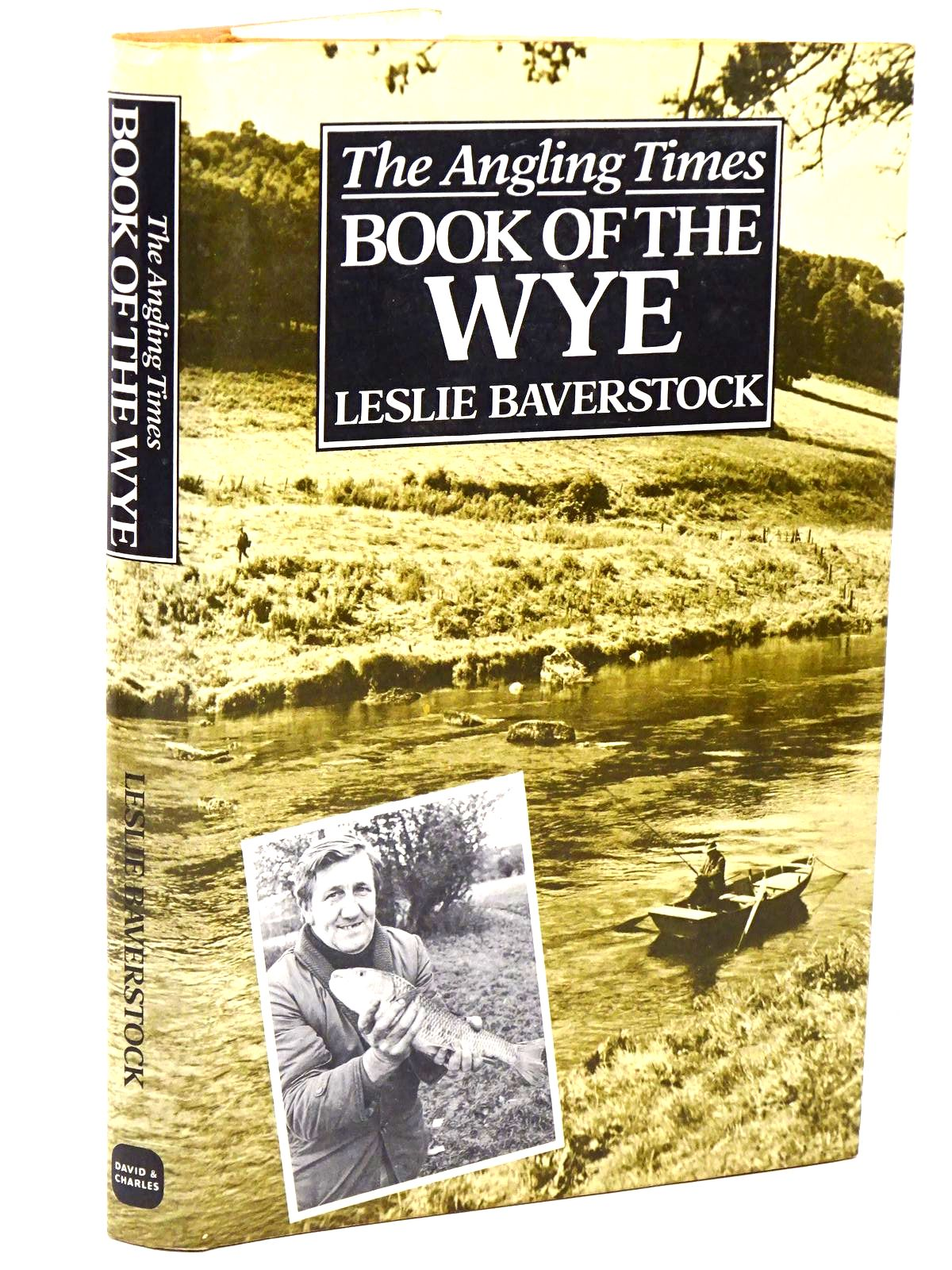 Photo of THE ANGLING TIMES BOOK OF THE WYE- Stock Number: 1317918