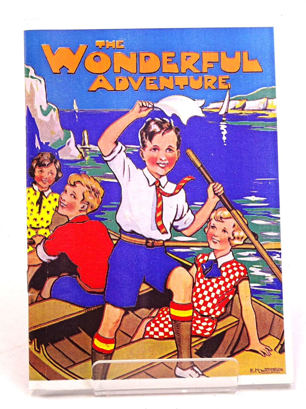 Photo of THE WONDERFUL ADVENTURE written by Blyton, Enid published by Enid Blyton Society (STOCK CODE: 1317926)  for sale by Stella & Rose's Books