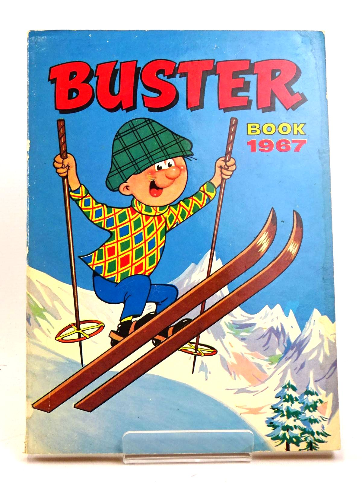 Photo of BUSTER BOOK 1967- Stock Number: 1317931