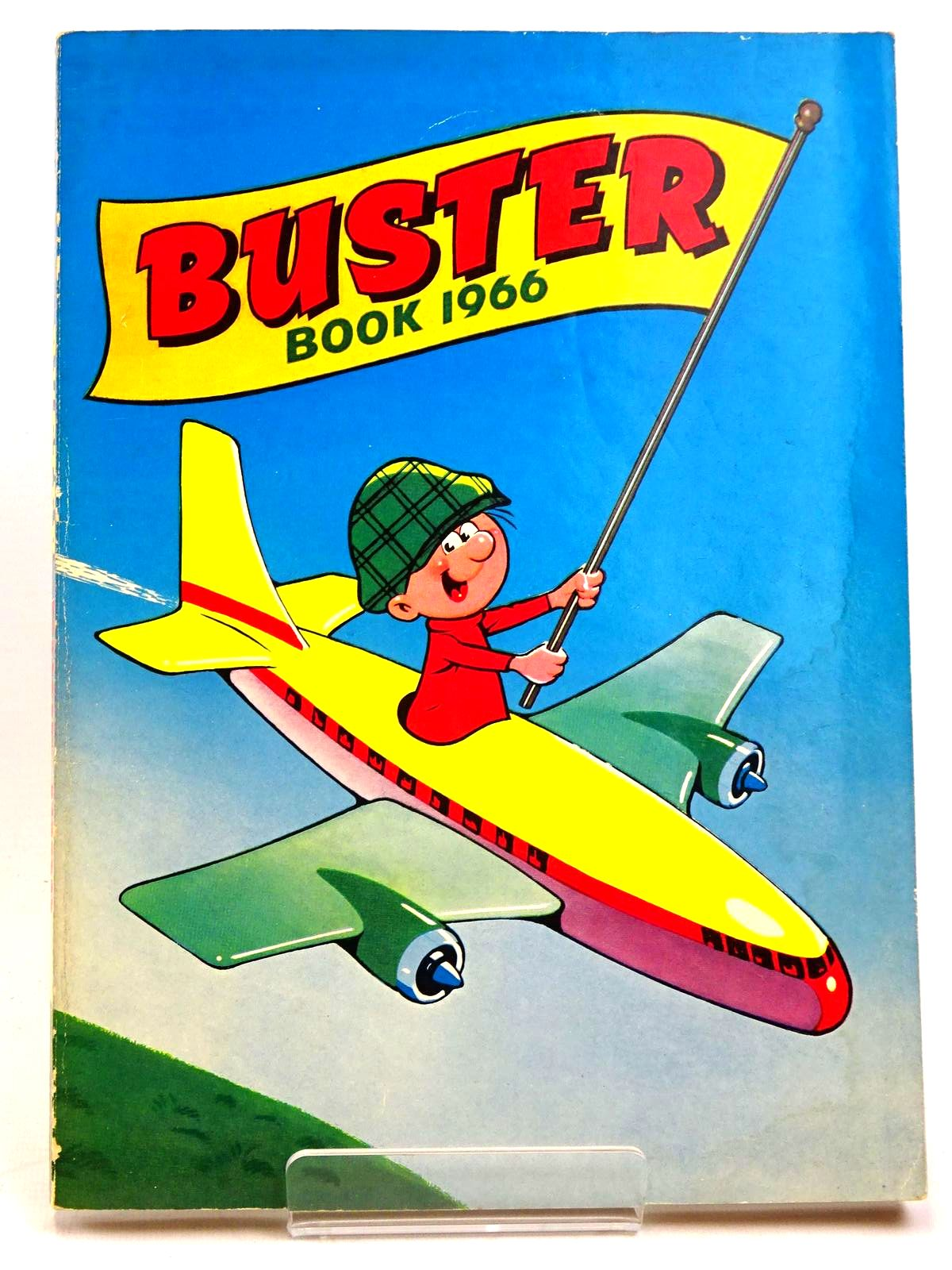 Photo of BUSTER BOOK 1966- Stock Number: 1317932
