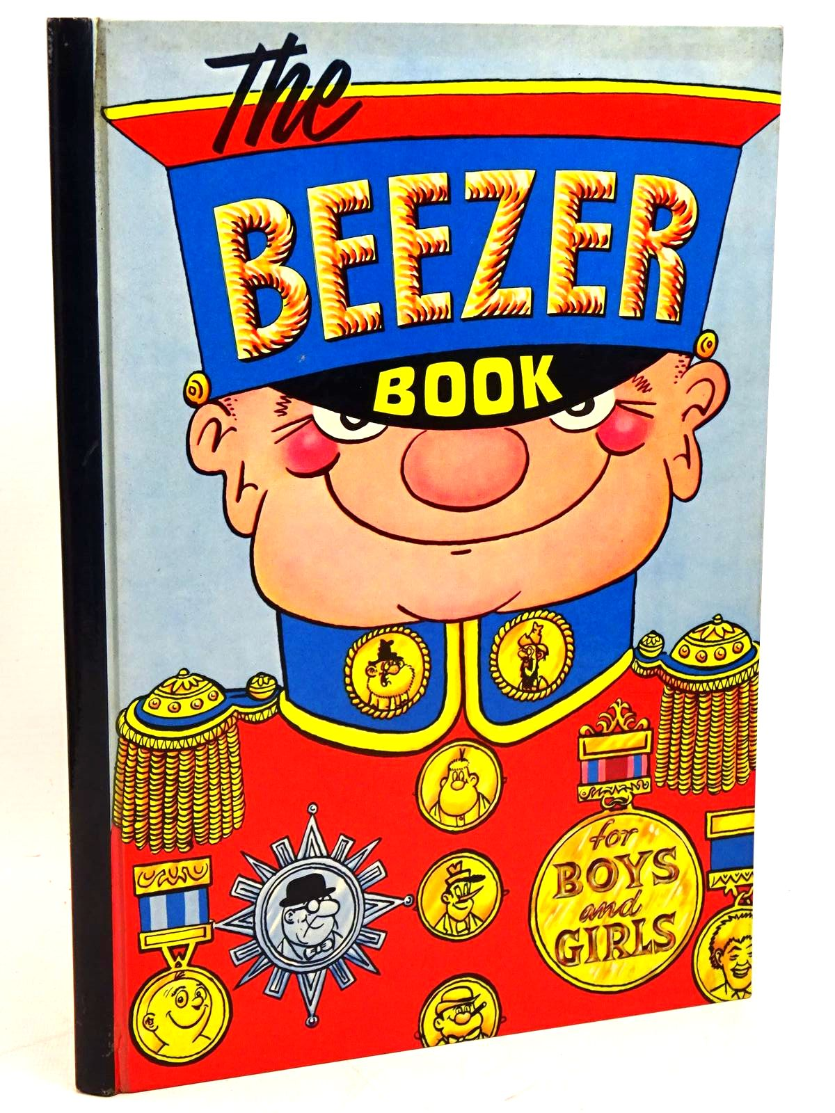 Photo of THE BEEZER BOOK 1964- Stock Number: 1317935