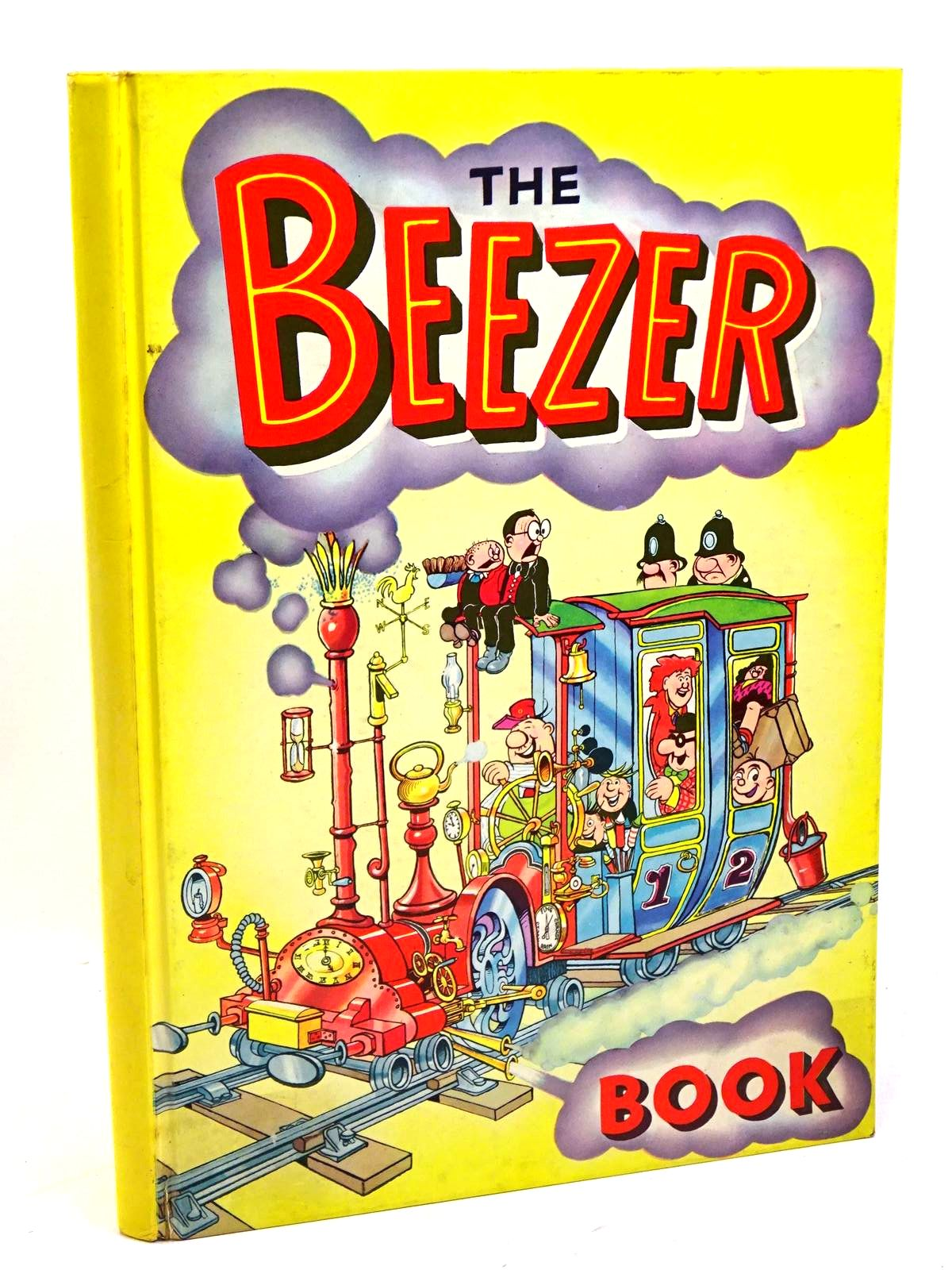 Photo of THE BEEZER BOOK 1962- Stock Number: 1317936