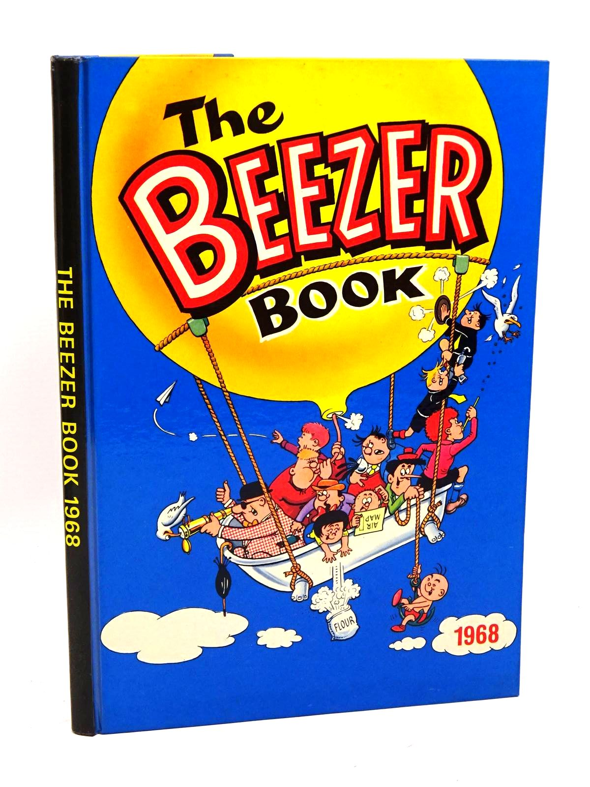 Photo of THE BEEZER BOOK 1968- Stock Number: 1317937