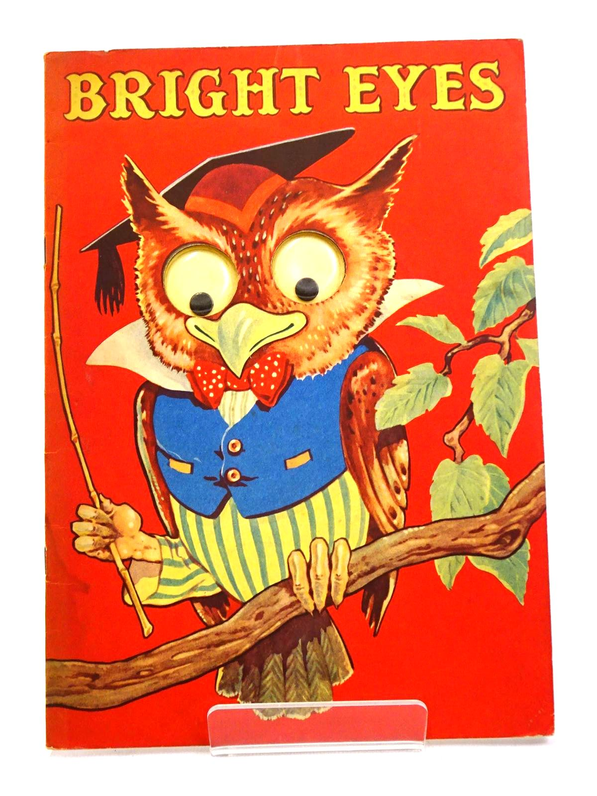 Photo of BRIGHT EYES published by P.M. (Productions) Ltd. (STOCK CODE: 1317939)  for sale by Stella & Rose's Books