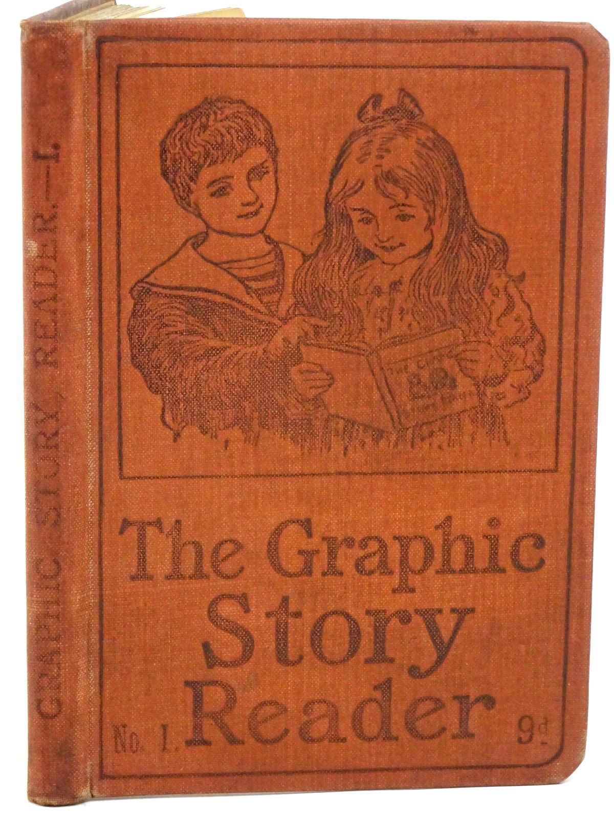 Photo of THE GRAPHIC STORY READER BOOK 1 illustrated by Wain, Louis