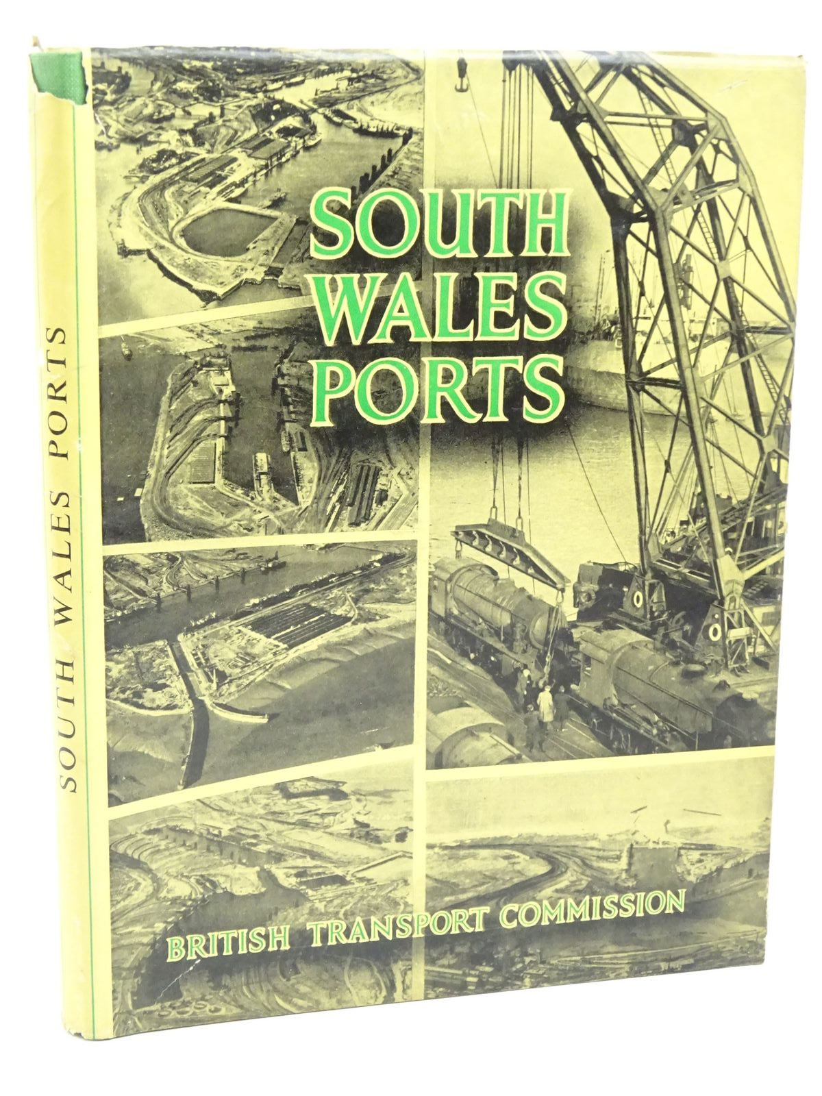 Photo of SOUTH WALES PORTS published by British Transport Commission (STOCK CODE: 1317968)  for sale by Stella & Rose's Books