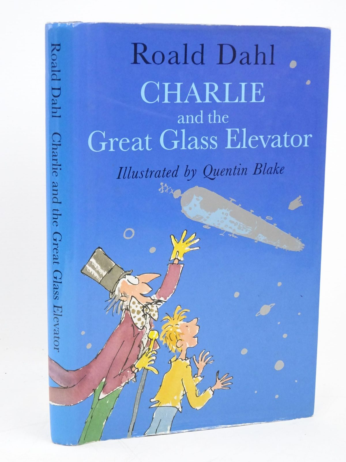 Photo of CHARLIE AND THE GREAT GLASS ELEVATOR- Stock Number: 1317984