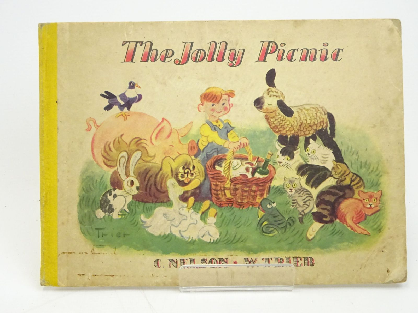 Photo of THE JOLLY PICNIC- Stock Number: 1317988