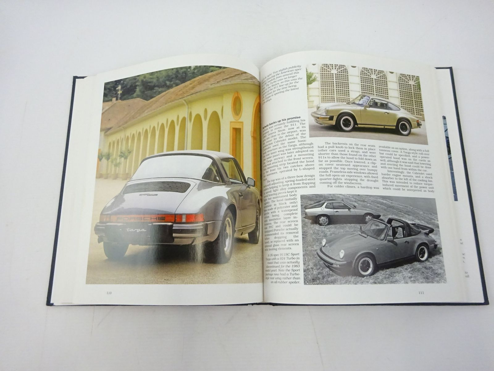 Photo of PORSCHE 911 THE DEFINITIVE HISTORY 1977 TO 1987 written by Long, Brian published by Veloce Publishing (STOCK CODE: 1317992)  for sale by Stella & Rose's Books