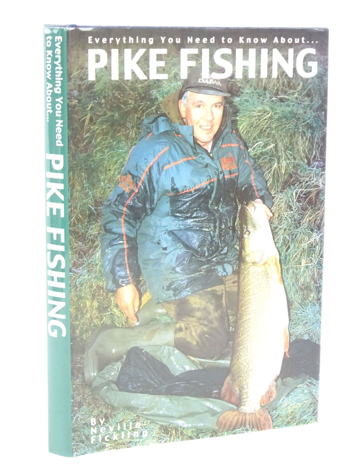 Photo of EVERYTHING YOU NEED TO KNOW ABOUT PIKE FISHING- Stock Number: 1317998