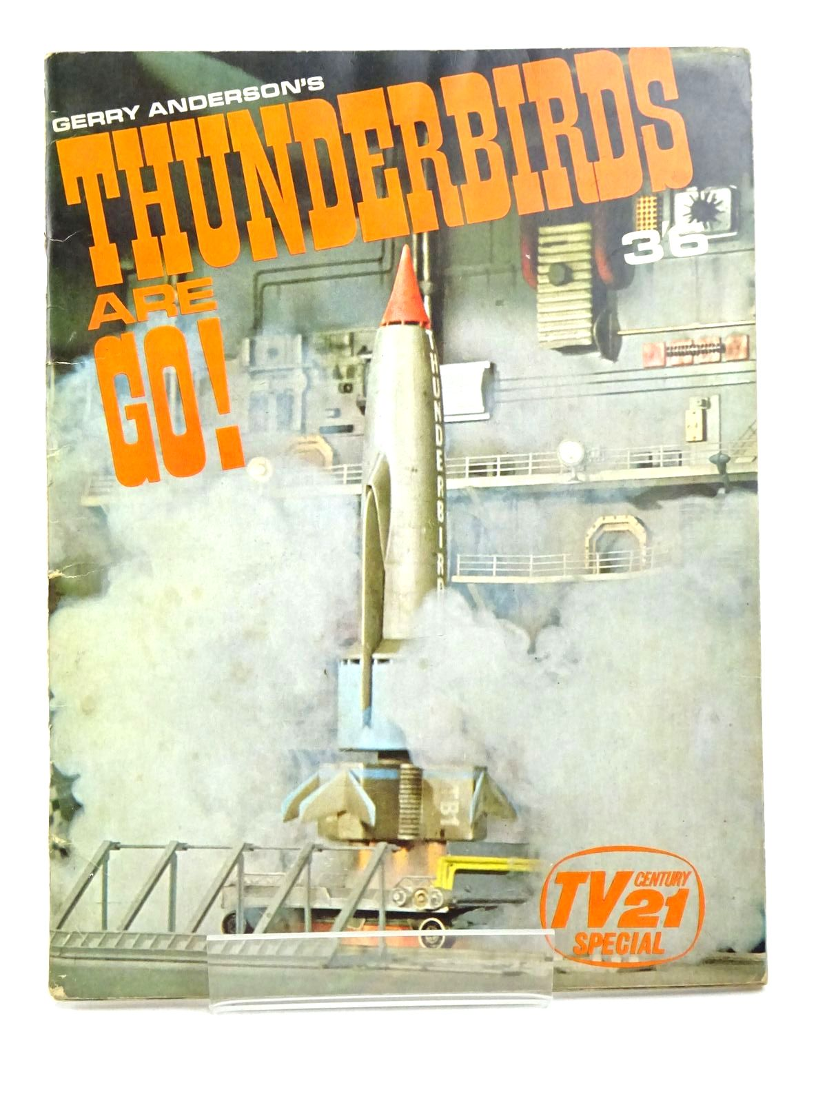 Photo of GERRY ANDERSON'S THUNDERBIRDS ARE GO!- Stock Number: 1317999