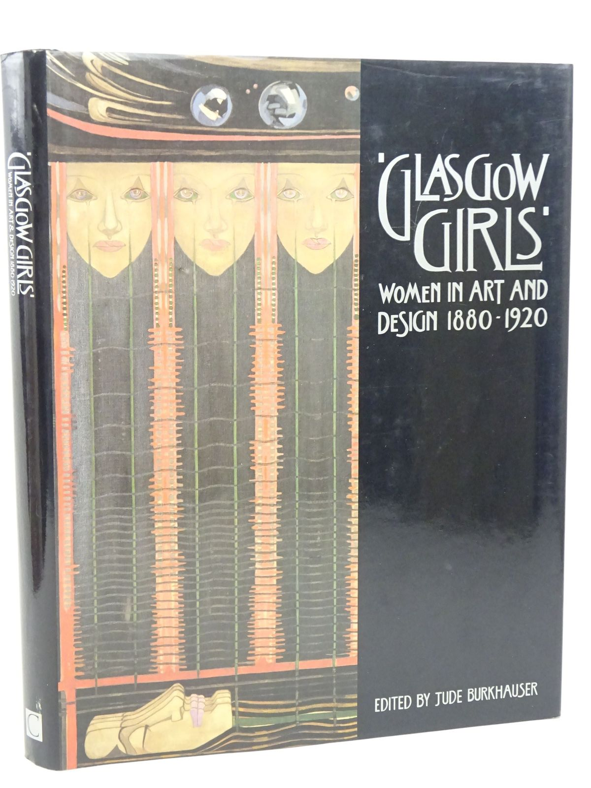Photo of GLASGOW GIRLS WOMEN IN ART AND DESIGN 1880-1920- Stock Number: 1318000
