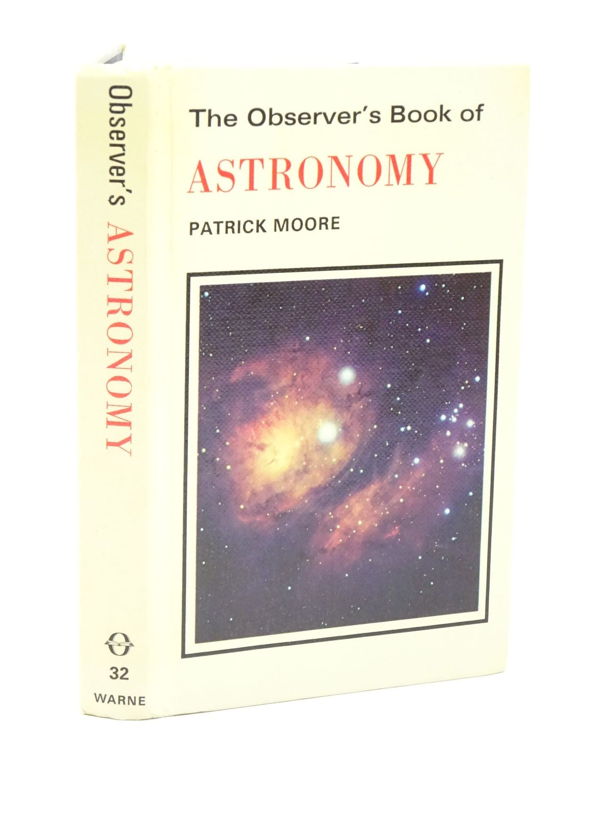Photo of THE OBSERVER'S BOOK OF ASTRONOMY written by Moore, Patrick illustrated by Ball, L.F. published by Frederick Warne & Co Ltd. (STOCK CODE: 1318007)  for sale by Stella & Rose's Books