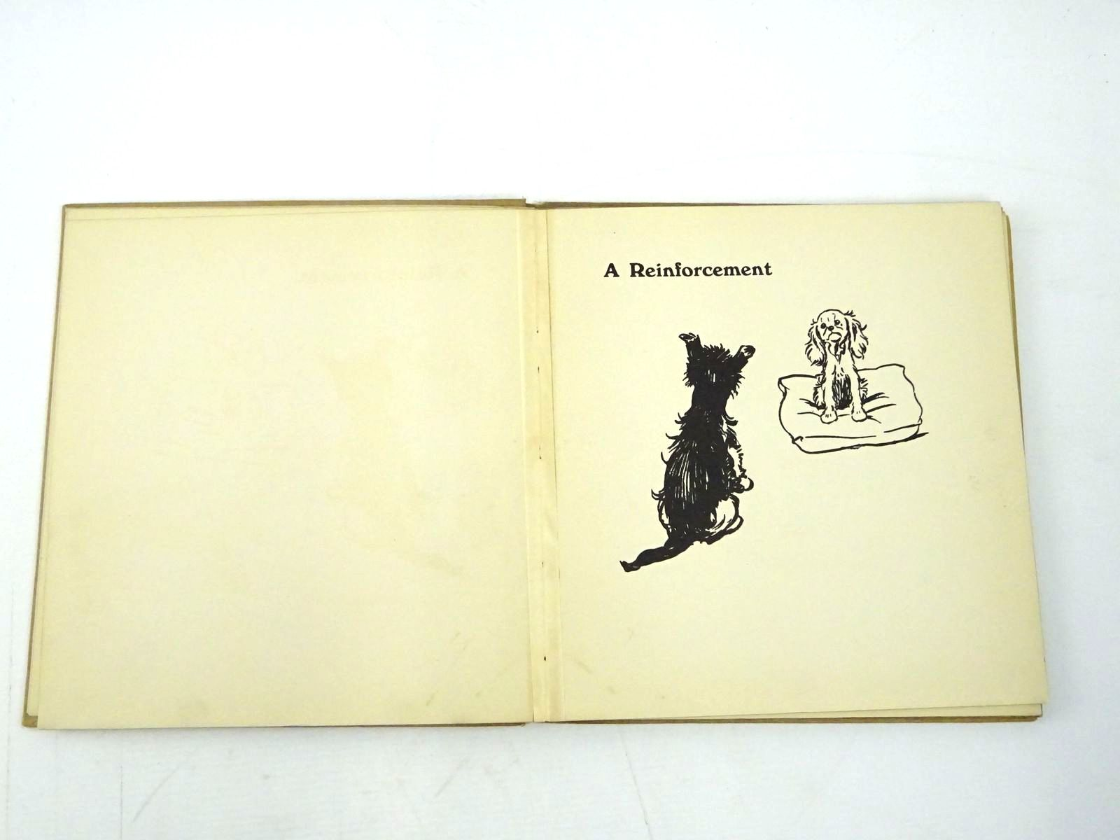Photo of THE MONGREL PUPPY BOOK written by Aldin, Cecil illustrated by Aldin, Cecil published by Henry Frowde, Hodder & Stoughton (STOCK CODE: 1318012)  for sale by Stella & Rose's Books