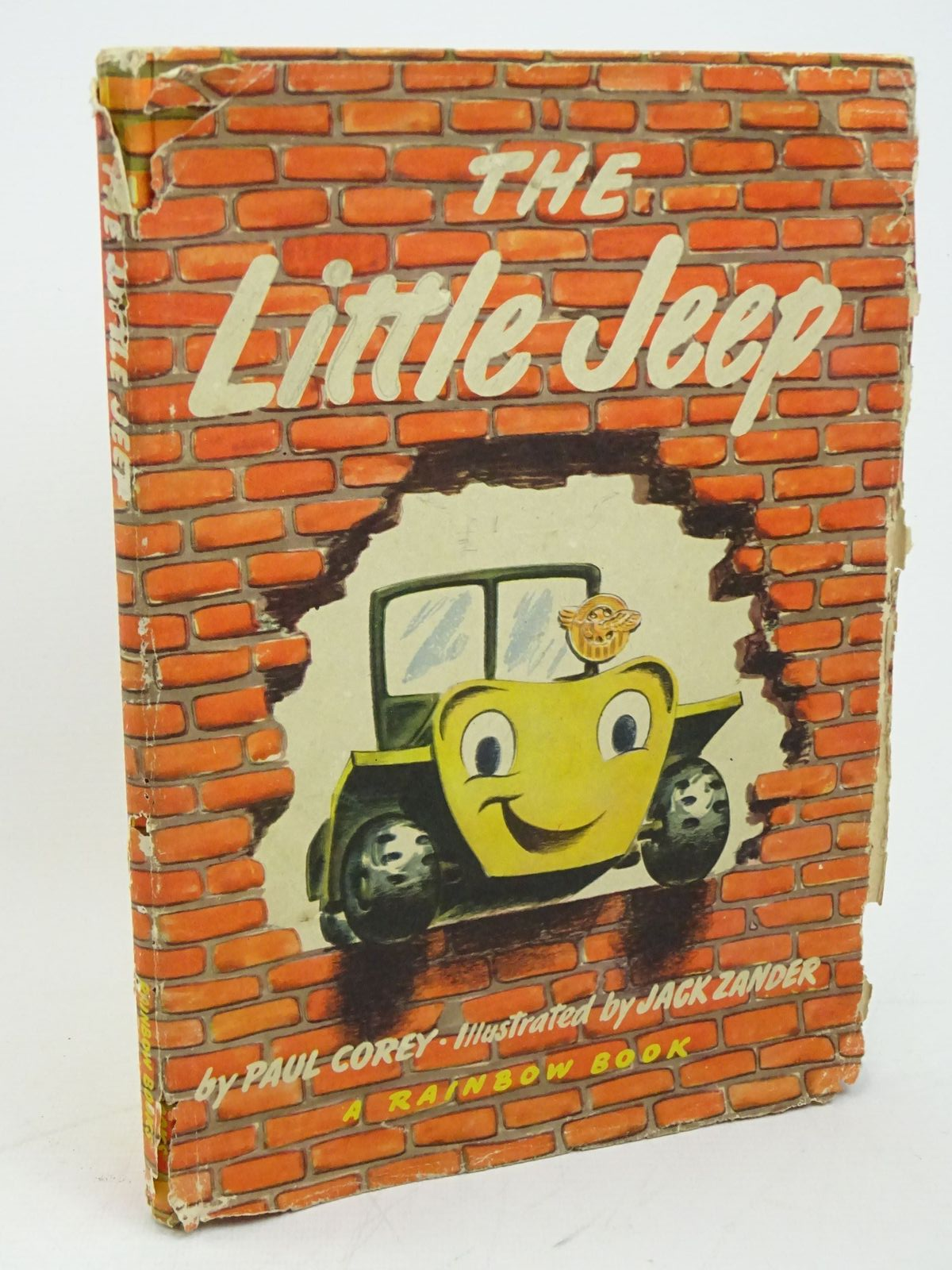 Photo of THE LITTLE JEEP- Stock Number: 1318014