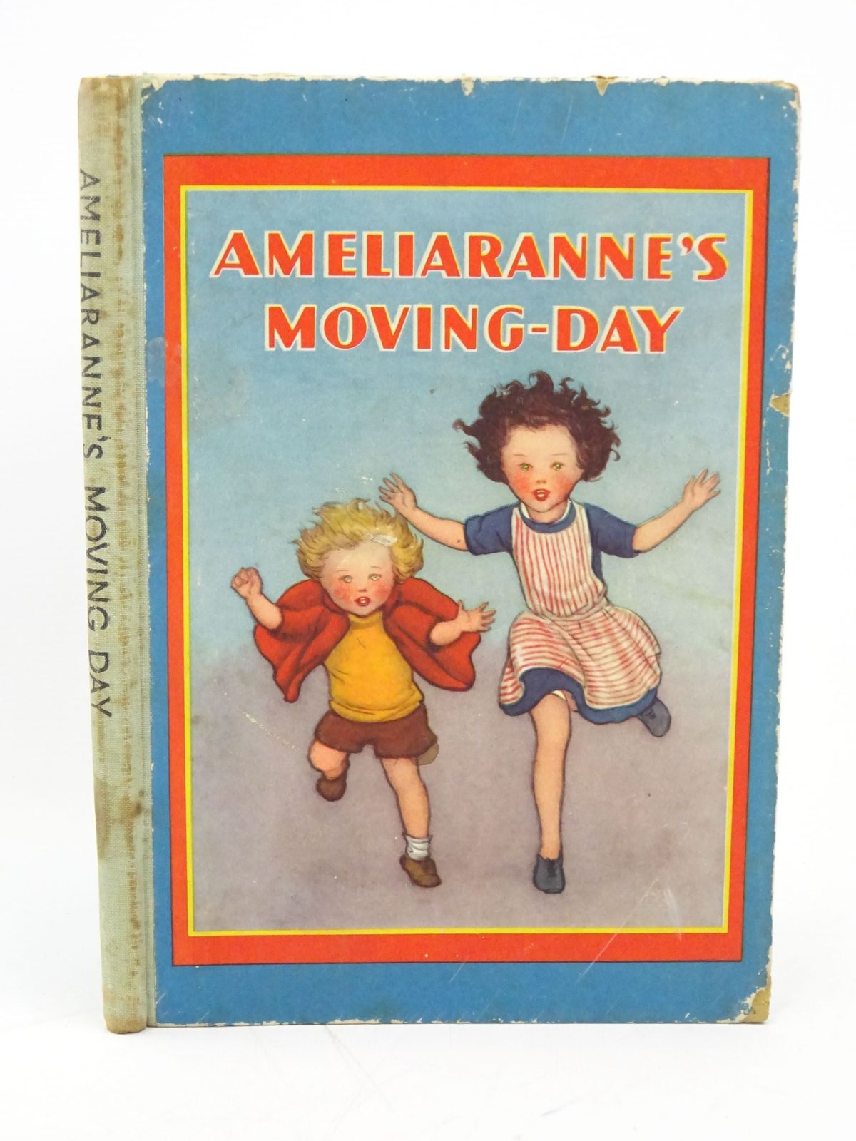 Photo of AMELIARANNE'S MOVING-DAY written by Morris, Ethelberta illustrated by Pearse, S.B. published by George G. Harrap & Co. Ltd. (STOCK CODE: 1318021)  for sale by Stella & Rose's Books