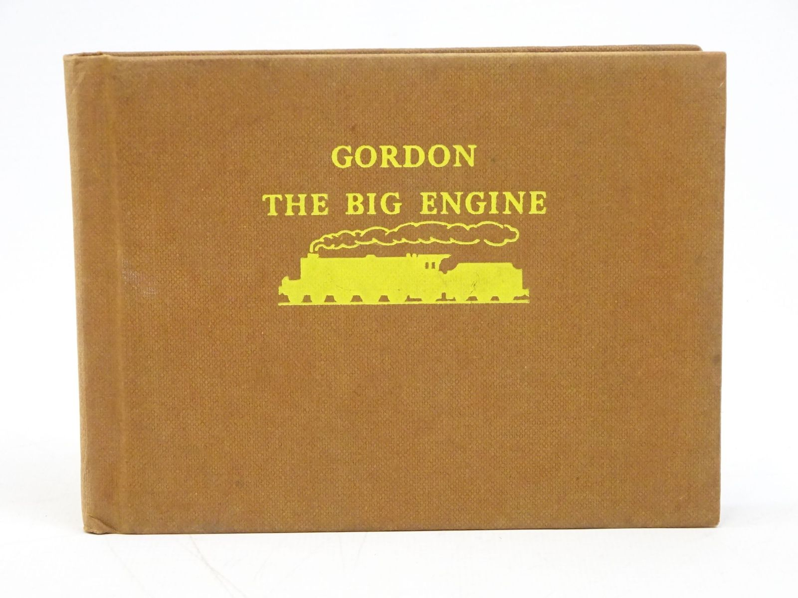Photo of GORDON THE BIG ENGINE written by Awdry, Rev. W. illustrated by Dalby, C. Reginald published by Edmund Ward Ltd. (STOCK CODE: 1318023)  for sale by Stella & Rose's Books