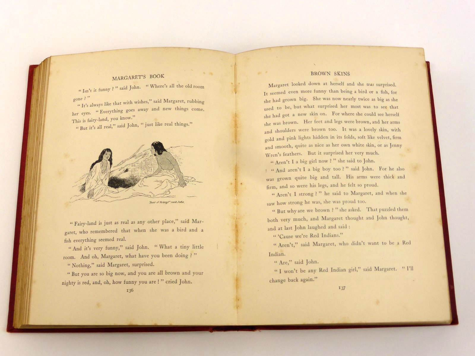 Photo of MARGARET'S BOOK written by Fielding-Hall, H.