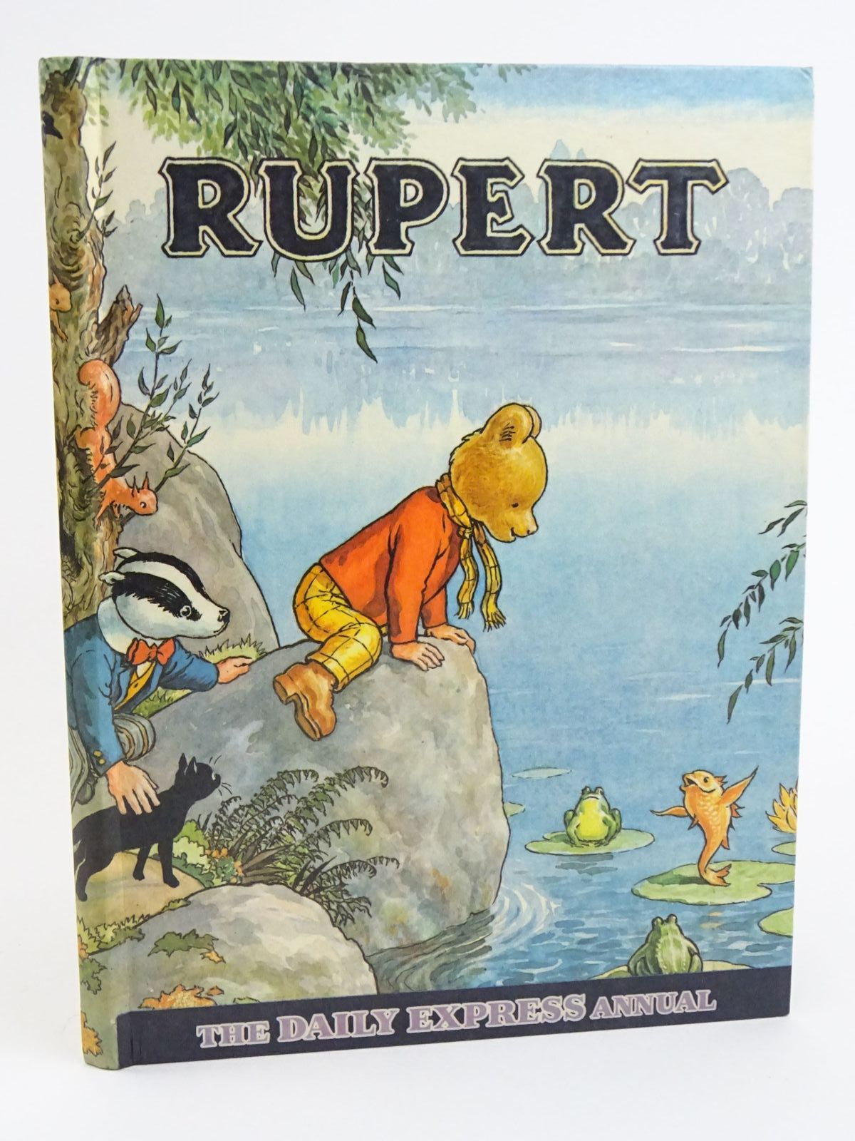 Photo of RUPERT ANNUAL 1969 written by Bestall, Alfred illustrated by Bestall, Alfred published by Daily Express (STOCK CODE: 1318063)  for sale by Stella & Rose's Books