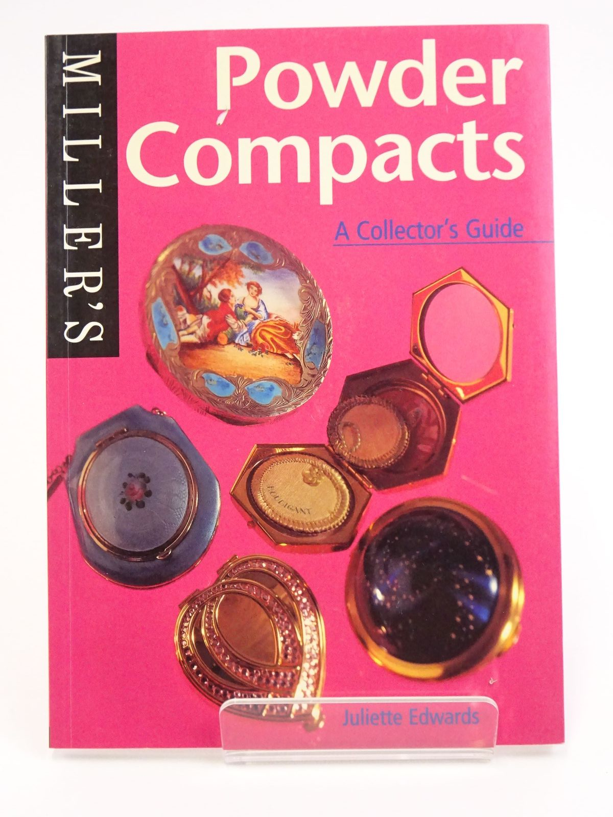 Photo of MILLER'S POWDER COMPACTS A COLLECTOR'S GUIDE- Stock Number: 1318065