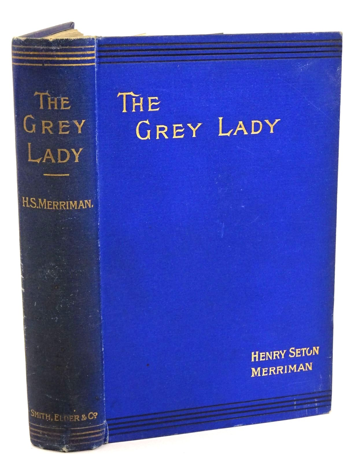 Photo of THE GREY LADY- Stock Number: 1318076