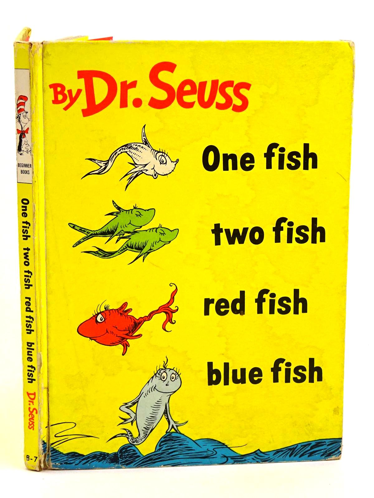 Photo of ONE FISH, TWO FISH, RED FISH, BLUE FISH- Stock Number: 1318089
