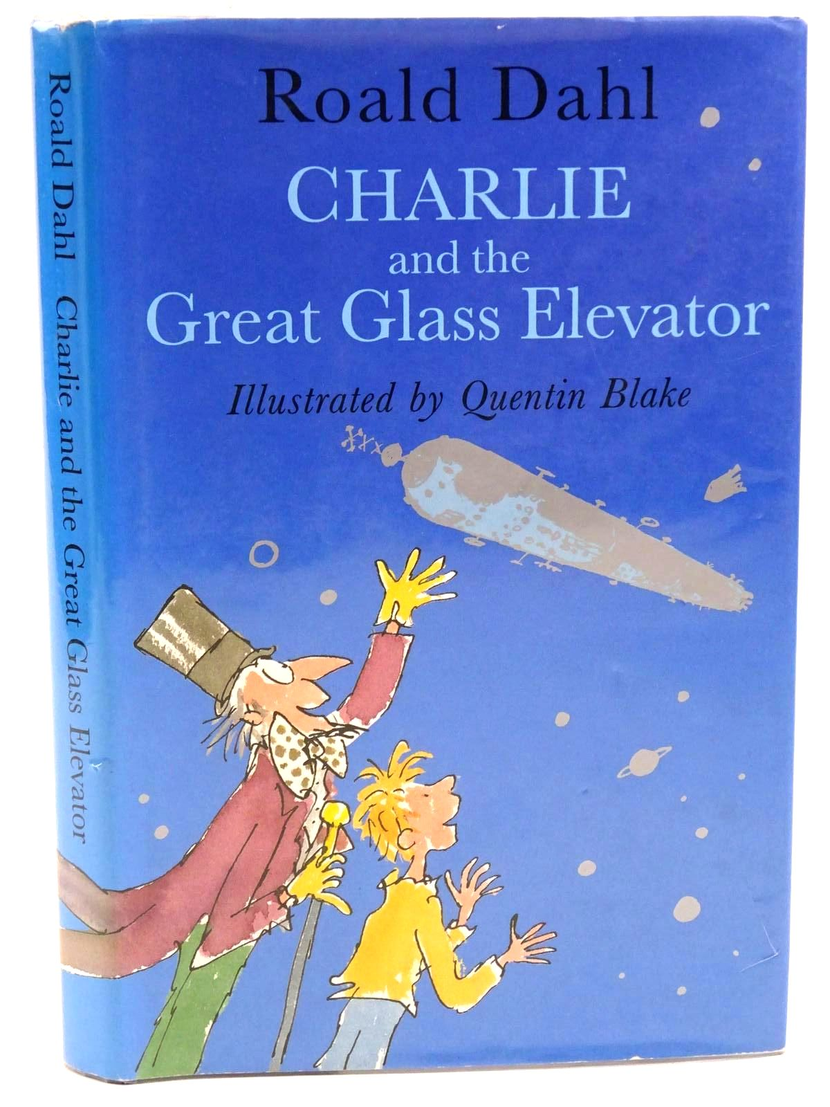Photo of CHARLIE AND THE GREAT GLASS ELEVATOR- Stock Number: 1318121